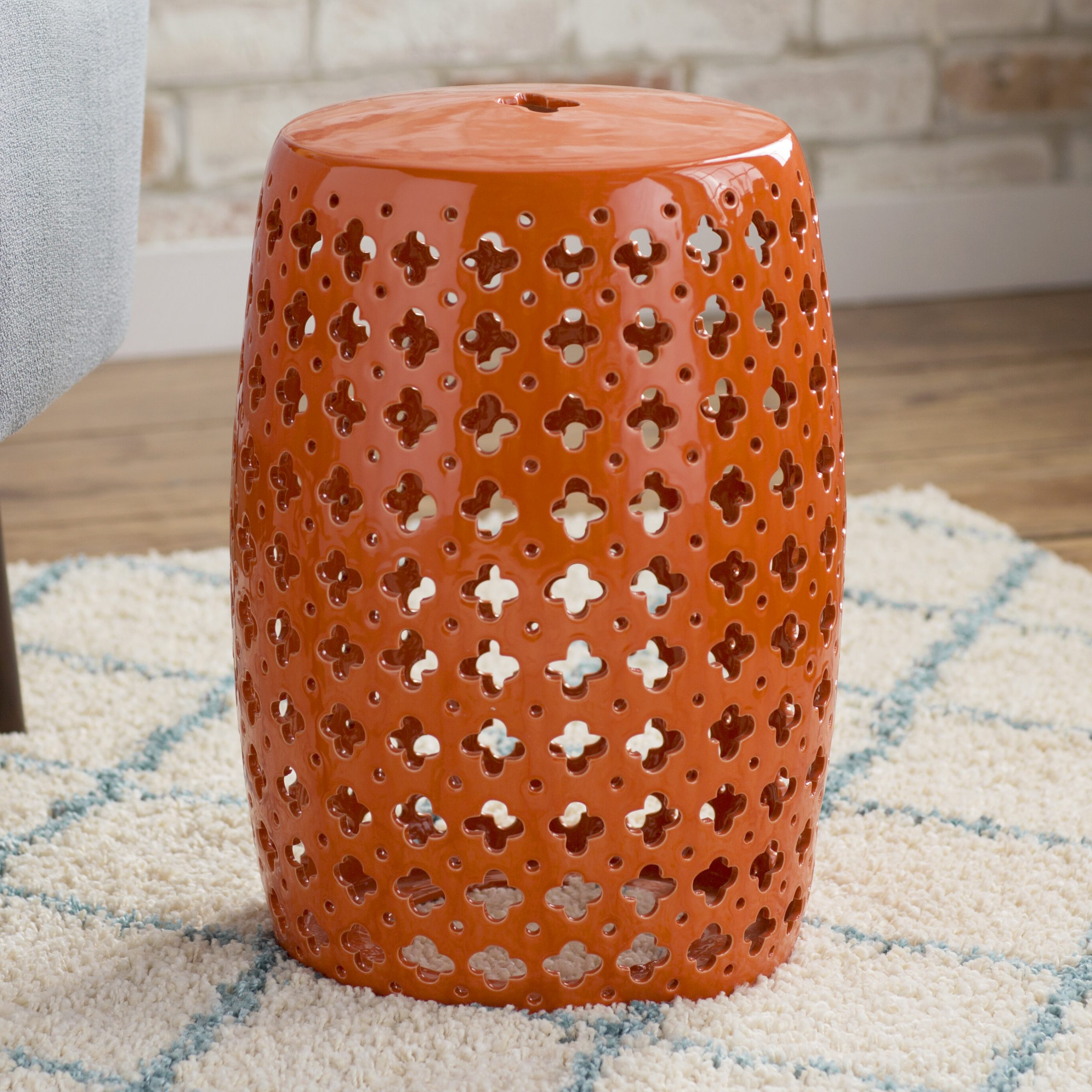 Latest Winterview Garden Stools For Gisella Garden Stool (View 25 of 30)