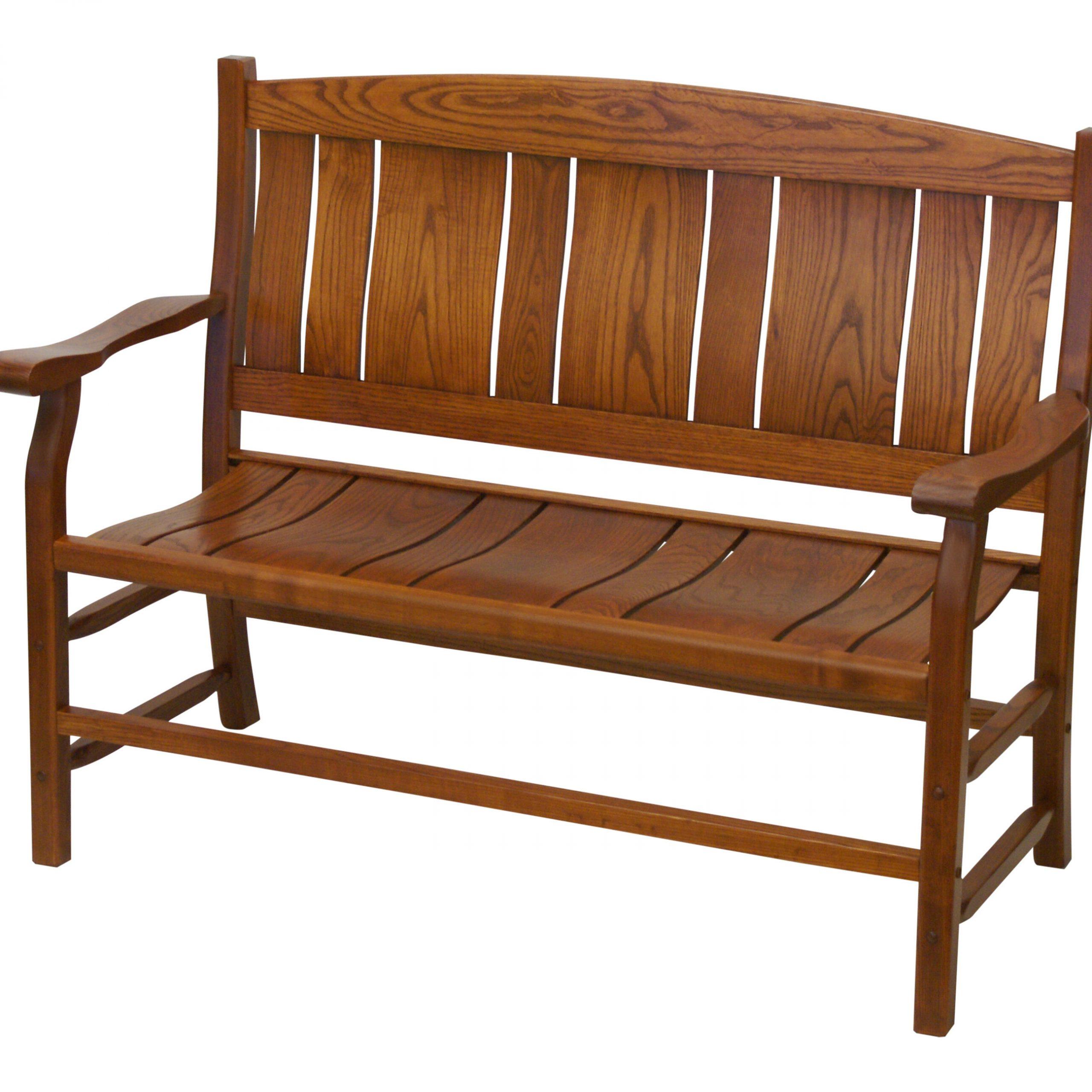 Leora Wooden Garden Benches In Most Popular Grindle Slat Back Wooden Garden Bench (View 20 of 30)