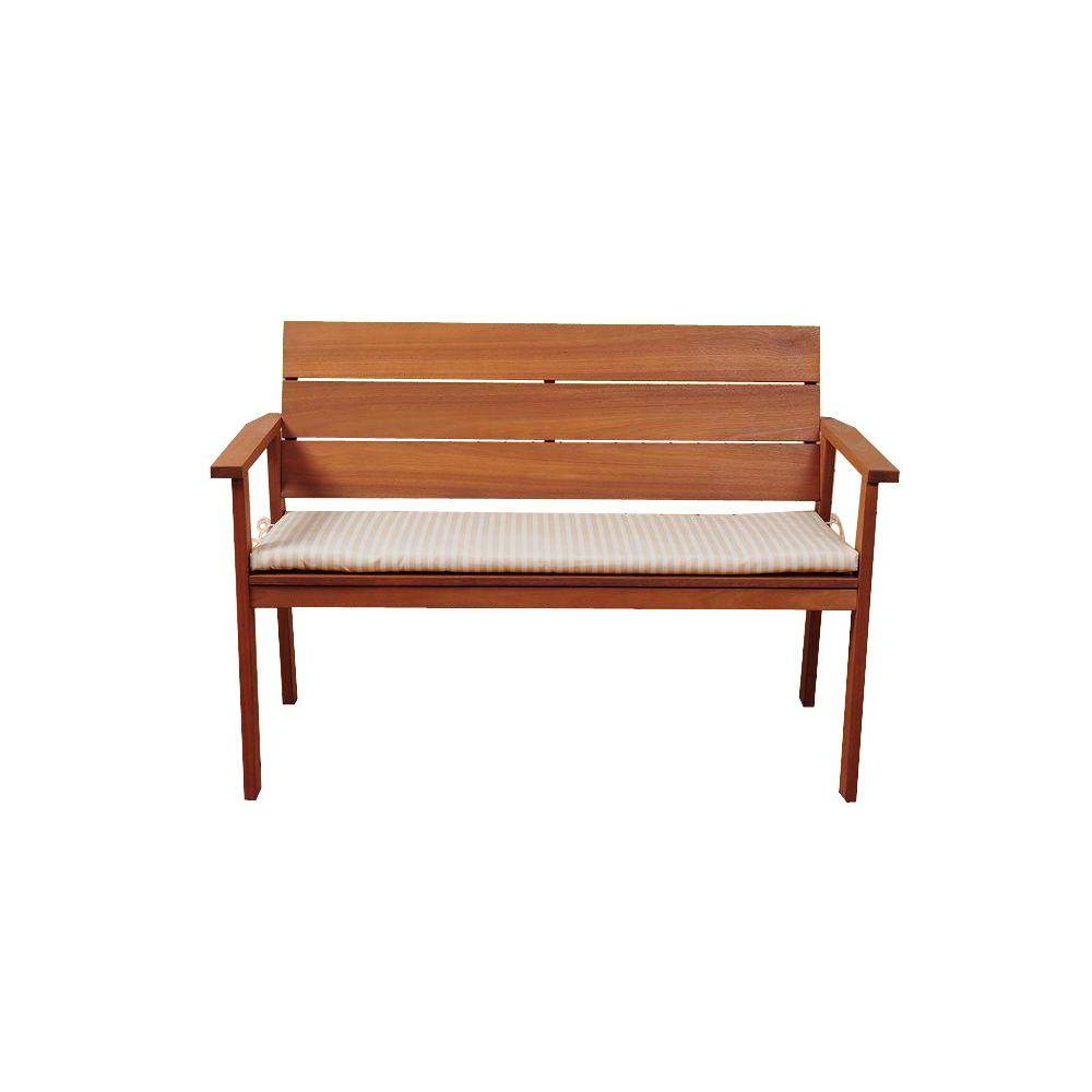 Michelle Metal Garden Benches With Well Liked Amazonia Nelson 49 In (View 30 of 30)