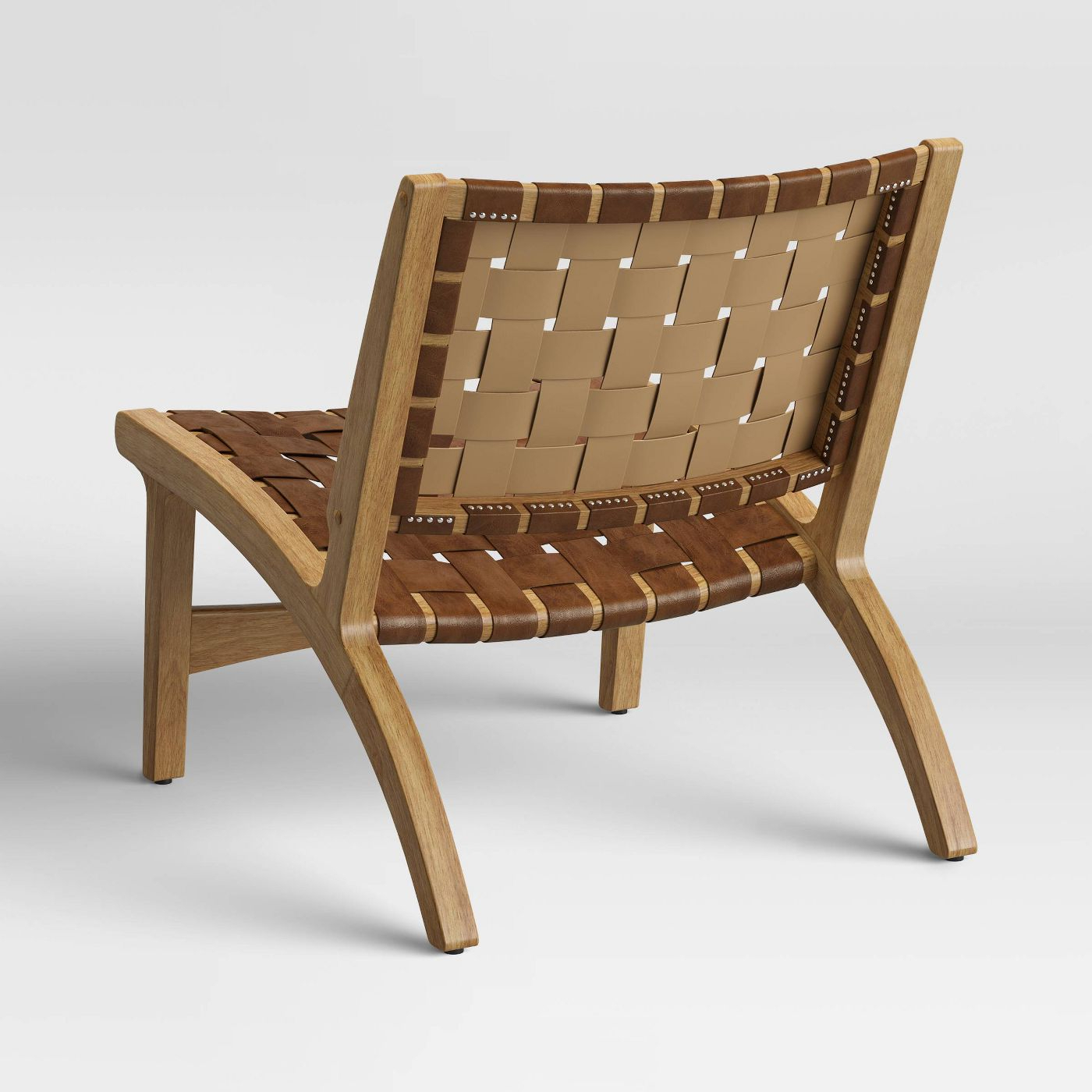 Montezuma Cast Aluminum Garden Benches Throughout Widely Used Ceylon Woven Accent Chair – Opalhouse™ (View 29 of 30)