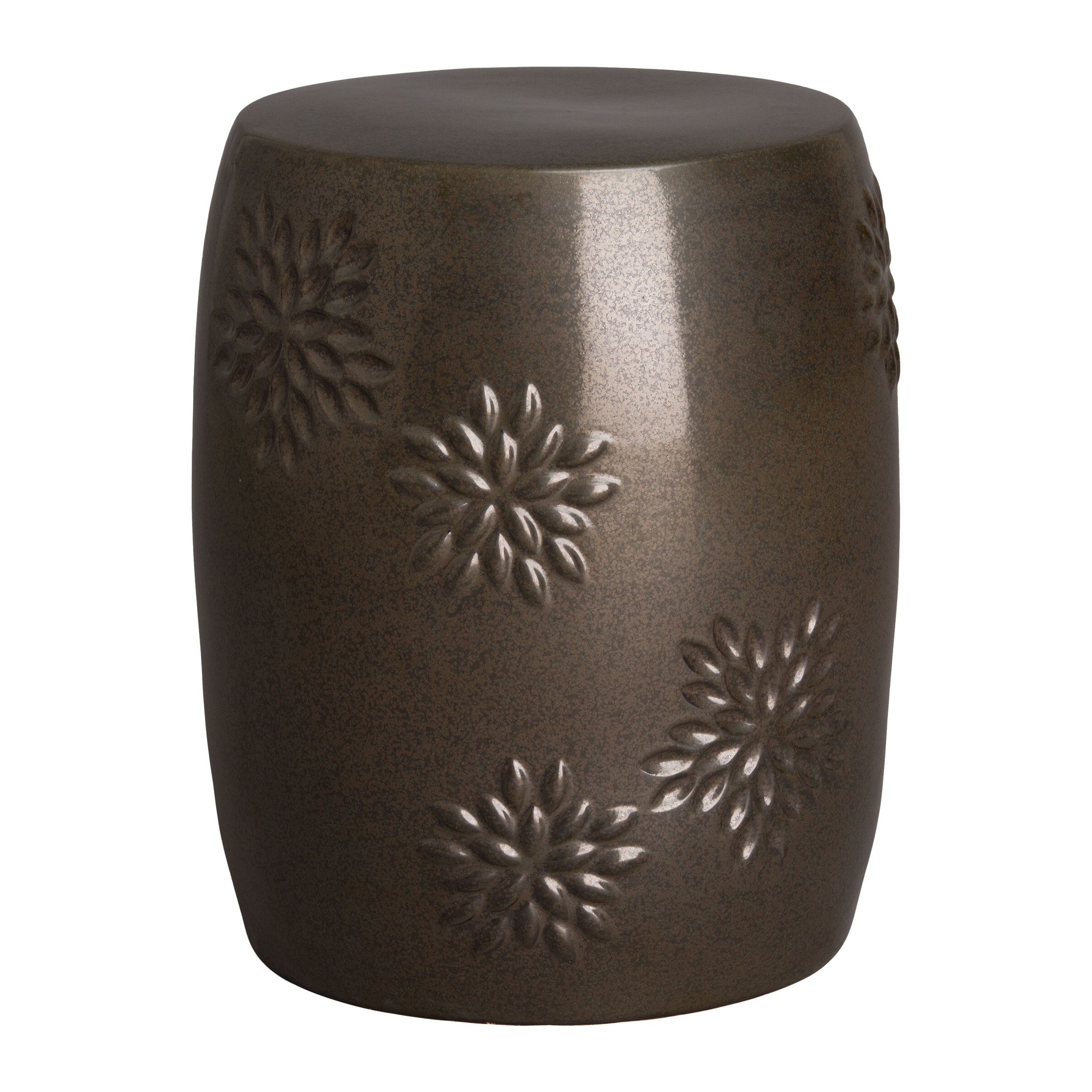 Most Current Hudson Oaks Garden Stool Regarding Karlov Ceramic Garden Stools (View 26 of 30)