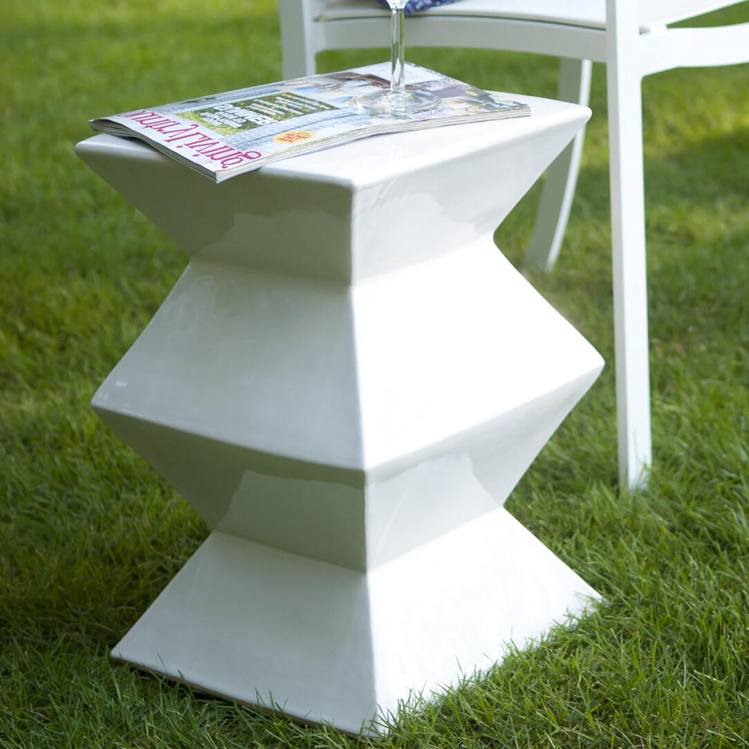 Featured Photo of Jadiel Ceramic Garden Stools