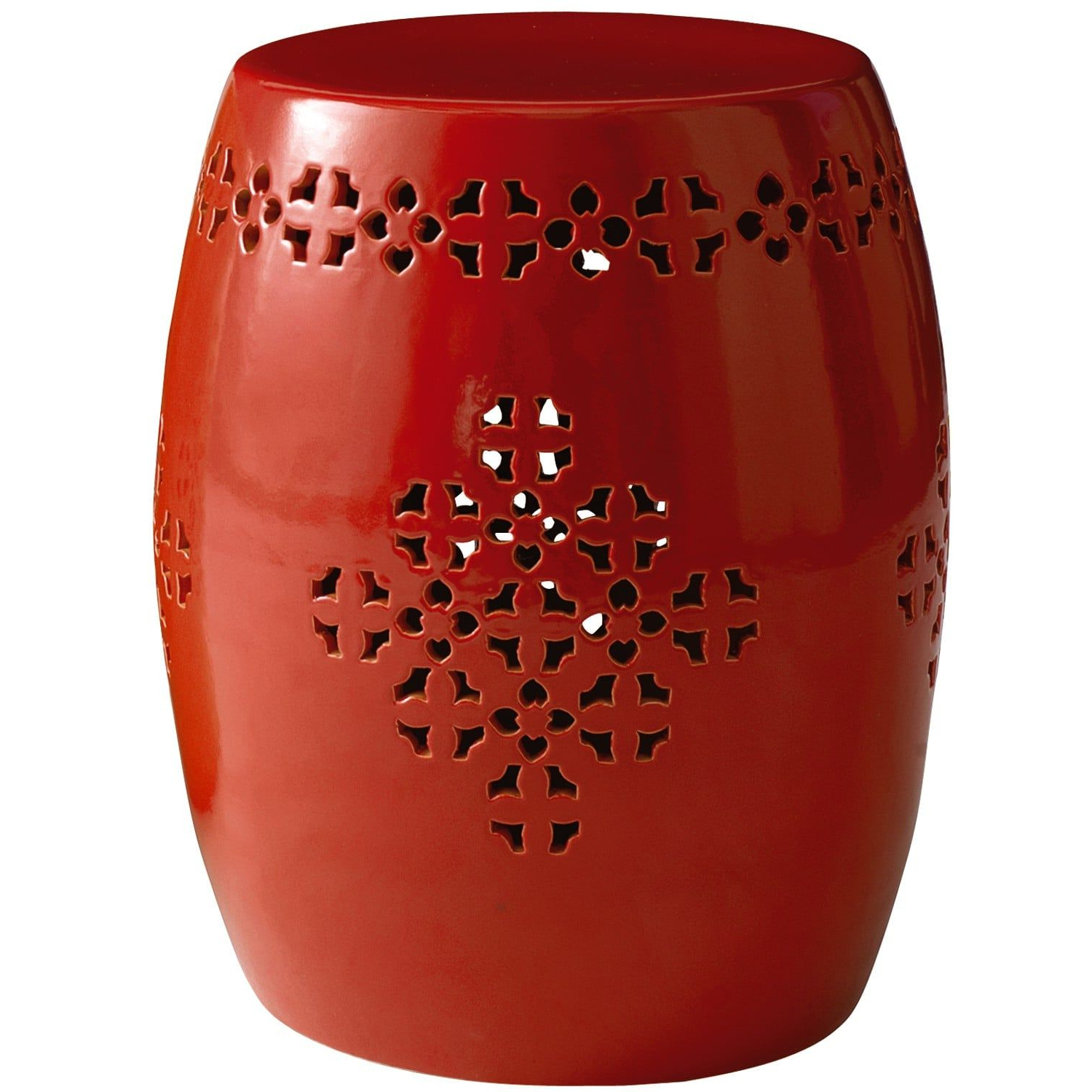 Most Current Pin On Rojos Vinos Within Engelhardt Ceramic Garden Stools (View 8 of 30)