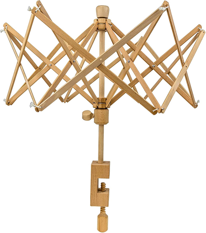 Most Current Stanwood Needlecraft Wooden Umbrella Swift – Medium Inside Standwood Metal Garden Stools (View 27 of 30)