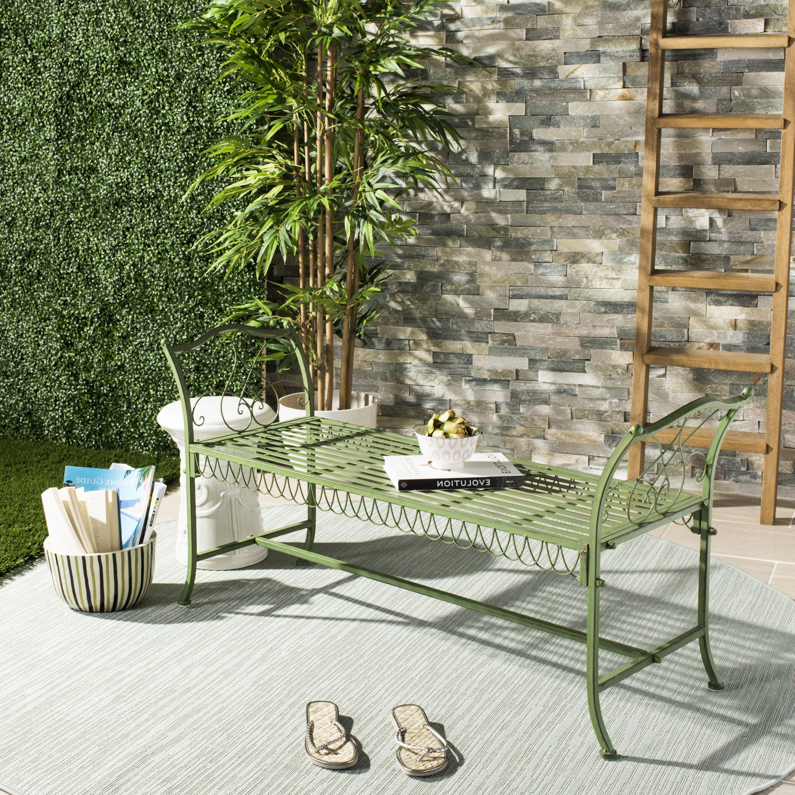 Featured Photo of Cavin Garden Benches