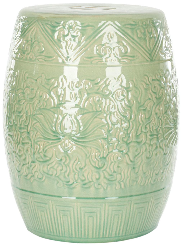 Most Popular Lavin Ceramic Garden Stool Pertaining To Lavin Ceramic Garden Stools (View 2 of 30)