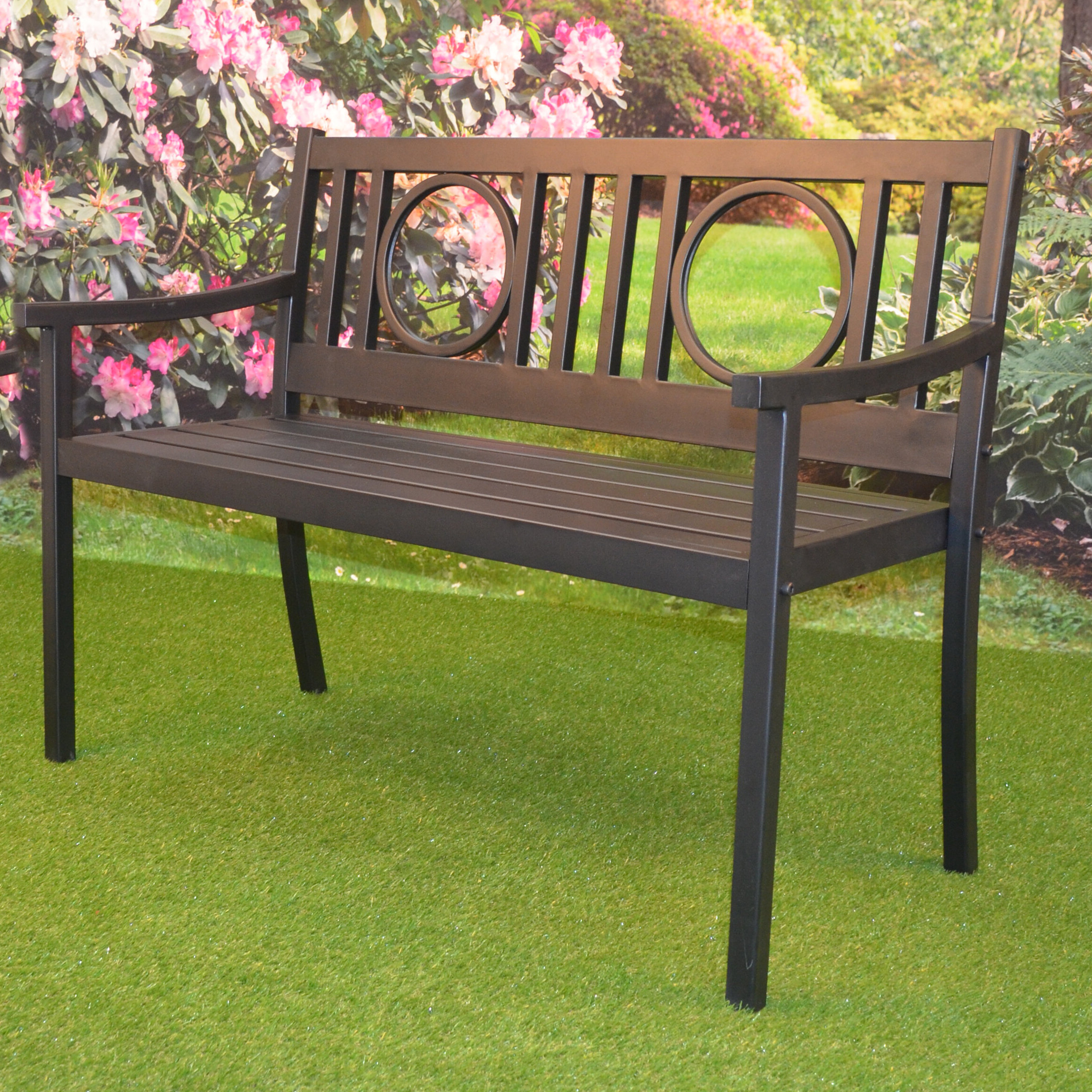 Featured Photo of Pauls Steel Garden Benches