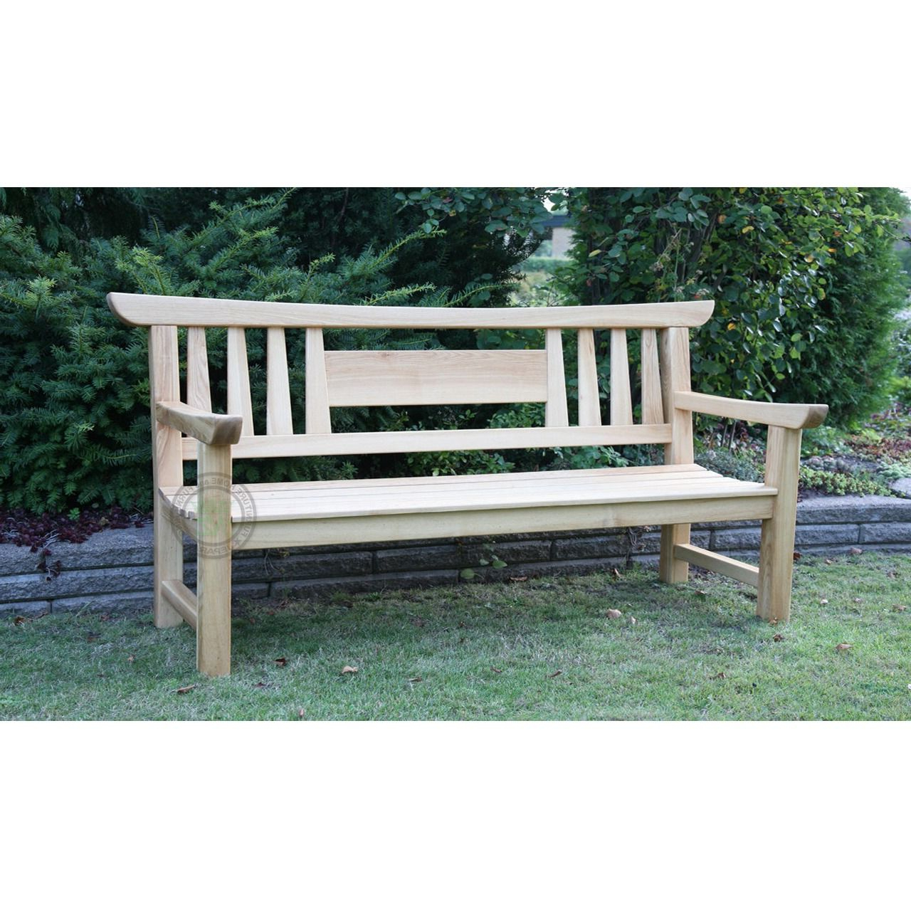 Most Recent Coleen Outdoor Teak Garden Benches Throughout Asian Garden Bench – Supplier Furniture Manufacturer (View 17 of 30)