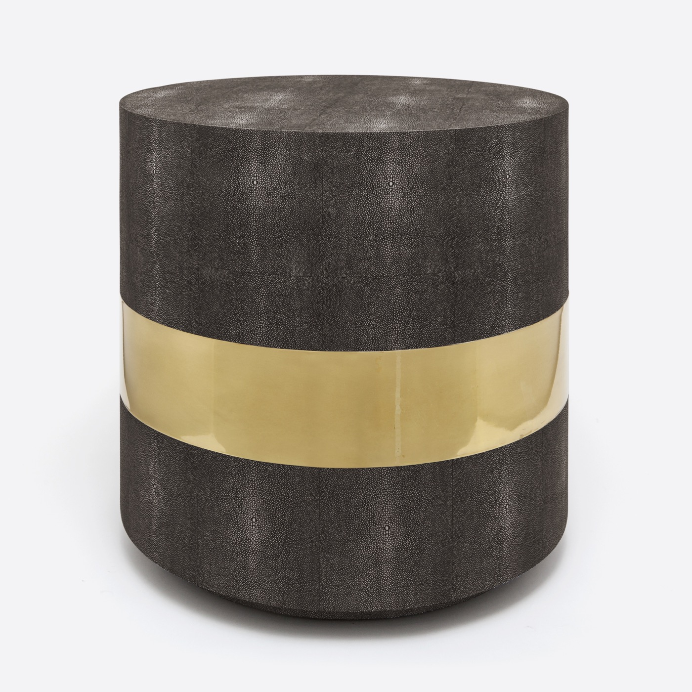 "Most Recently Released Lavin ""shagreen"" Side Table (View 29 of 30)"
