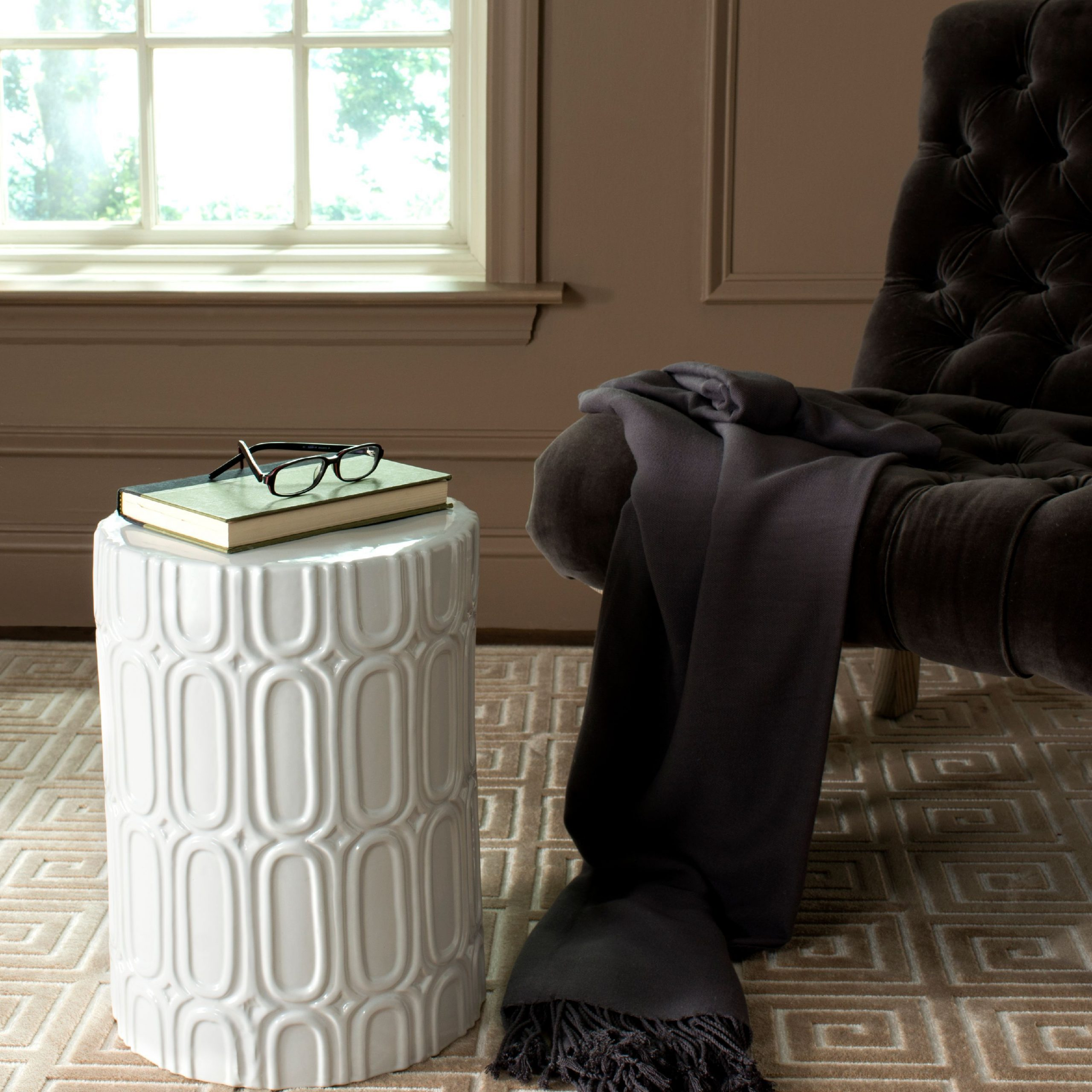 Most Recently Released Swanson Ceramic Garden Stools Pertaining To Pin On Outdoor (View 13 of 30)