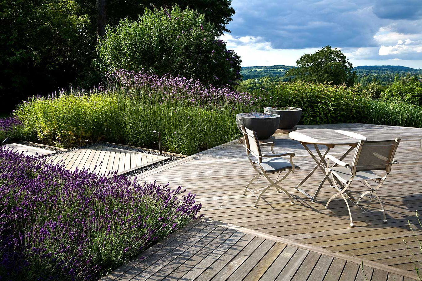 Most Up To Date Anthony Paul Garden Design In Pauls Steel Garden Benches (View 26 of 30)