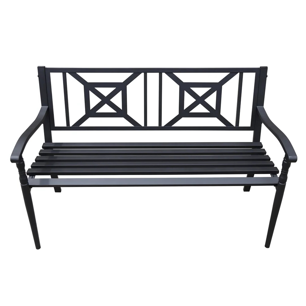 Most Up To Date Gehlert Traditional Patio Iron Garden Benches In Overstock: Online Shopping – Bedding, Furniture (View 12 of 30)