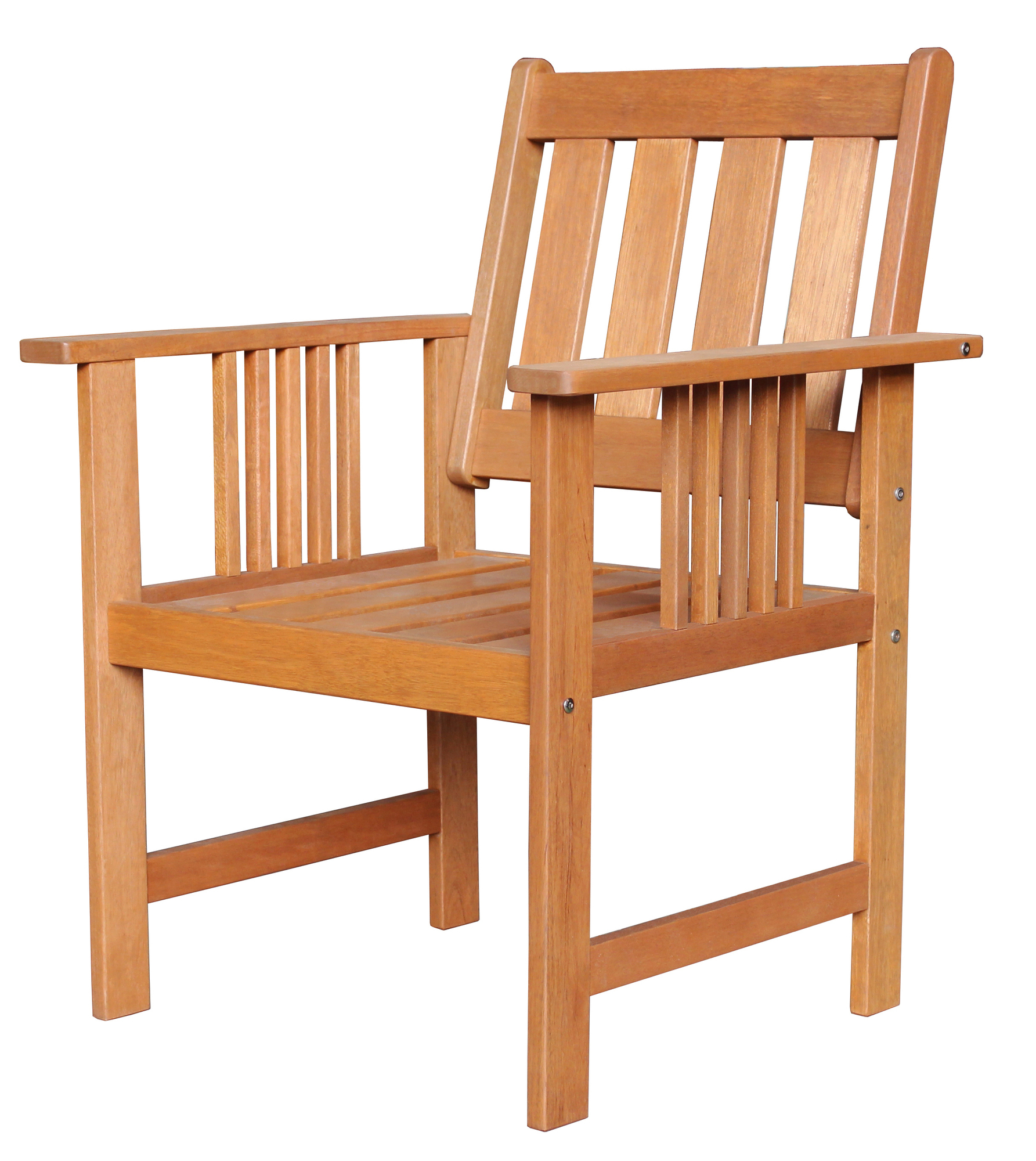 Natural Avoca Wood Outdoor Armchair Throughout Favorite Avoca Wood Garden Benches (View 5 of 30)