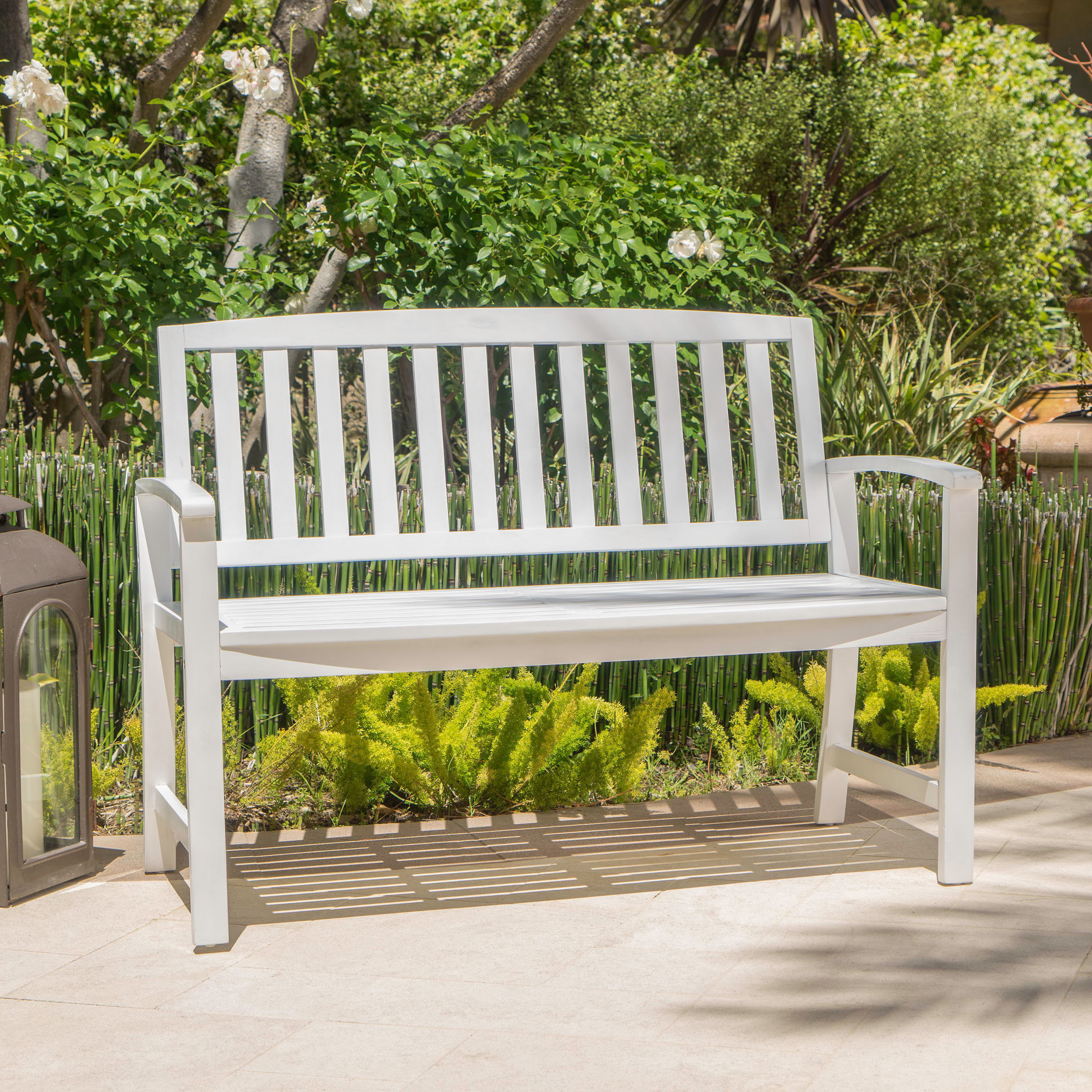 Newest Leora Wooden Garden Benches Intended For Garden Bench – 15 Free Hq Online Puzzle Games On (View 16 of 30)