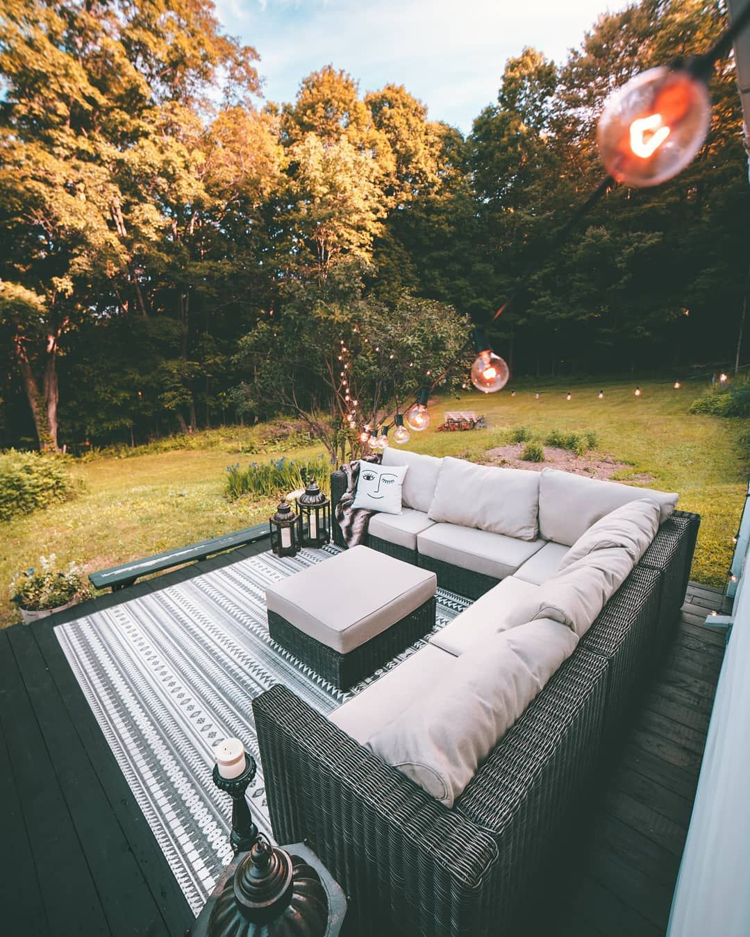 Outdoor, Outdoor Sofa Sets, Outdoor Sectional Regarding Ahana Wooden Garden Benches (View 30 of 30)