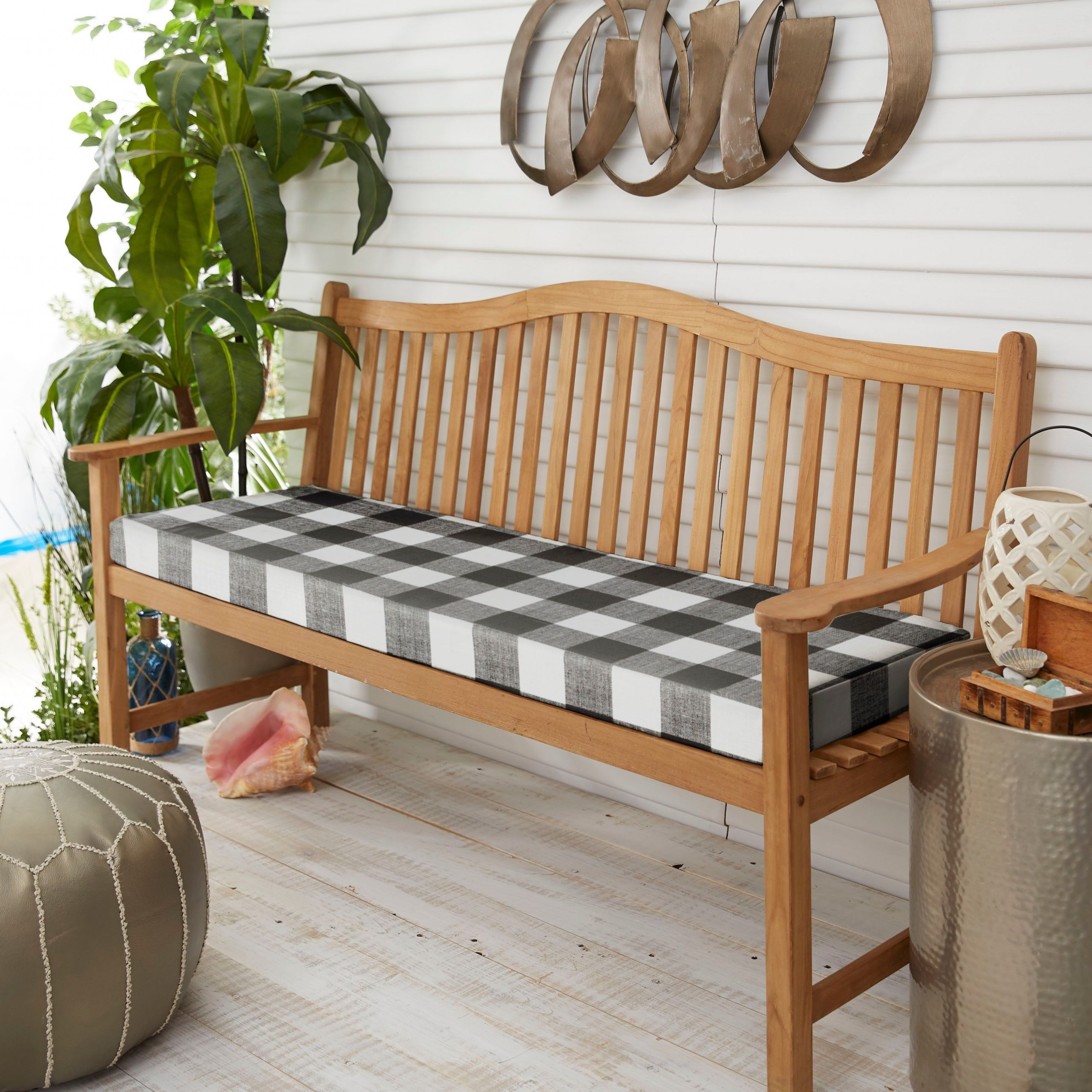 Overstock: Online Shopping – Bedding, Furniture Within Most Up To Date Harpersfield Wooden Garden Benches (View 23 of 30)