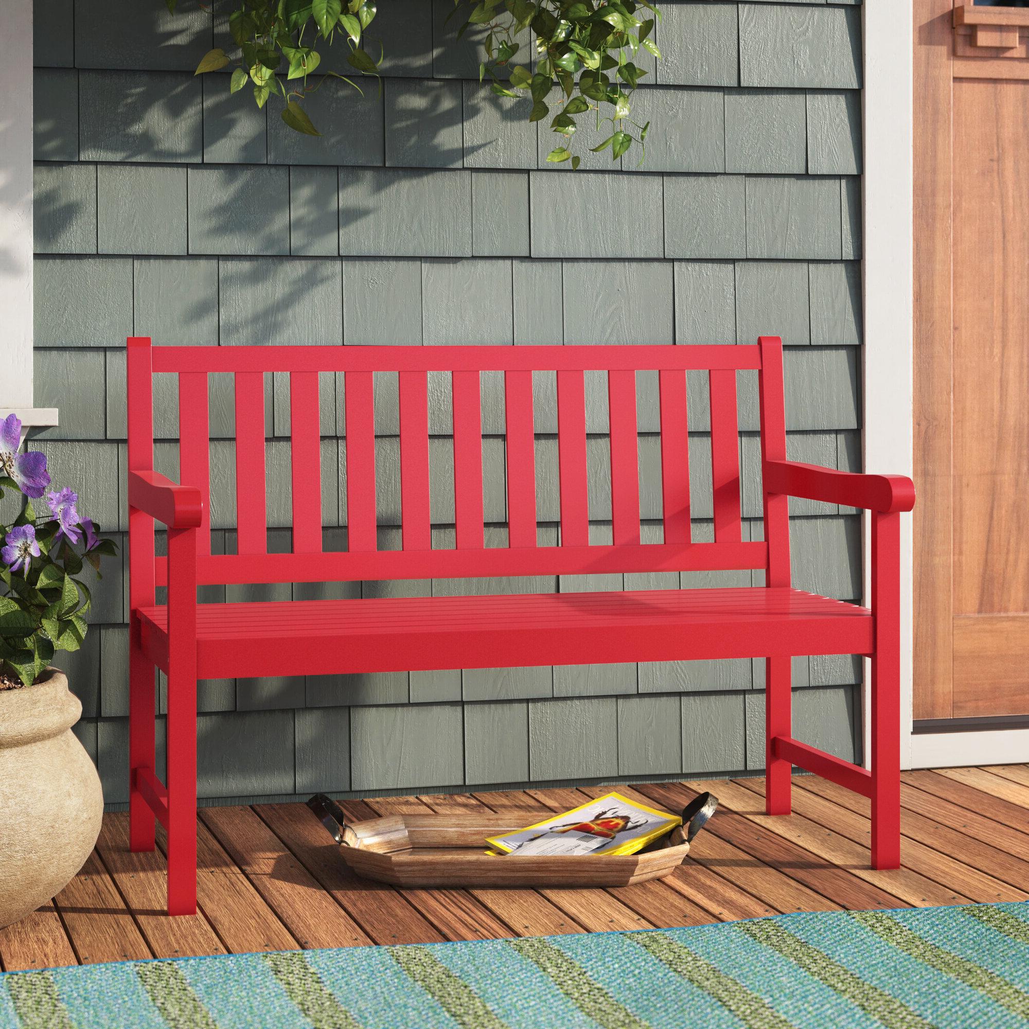 Popular Avoca Wood Garden Benches For Rothstein Acacia Wood Garden Bench (View 26 of 30)