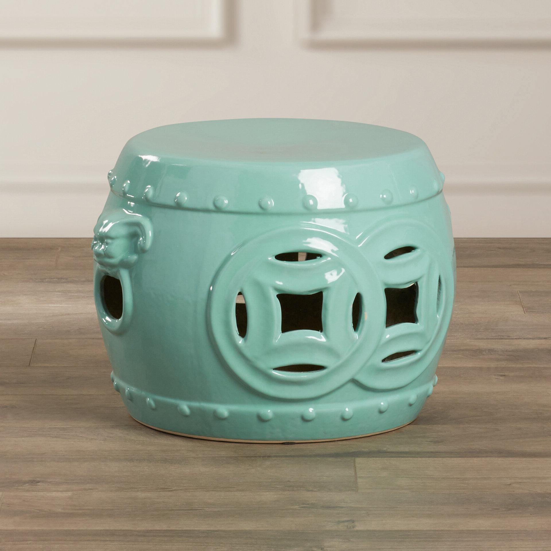 Featured Photo of Kujawa Ceramic Garden Stools