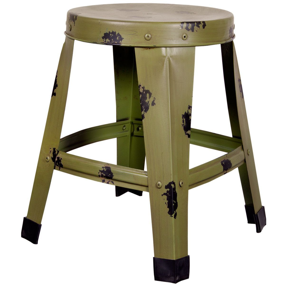 Preferred Messina Garden Stools Set (set Of 2) Intended For Home Essentials And Beyond Antique Medium Metal Stool (View 16 of 30)