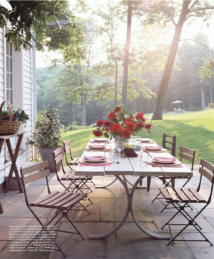 Preferred Weir Garden Stools In Nice Patio Table And Chairs (View 23 of 30)