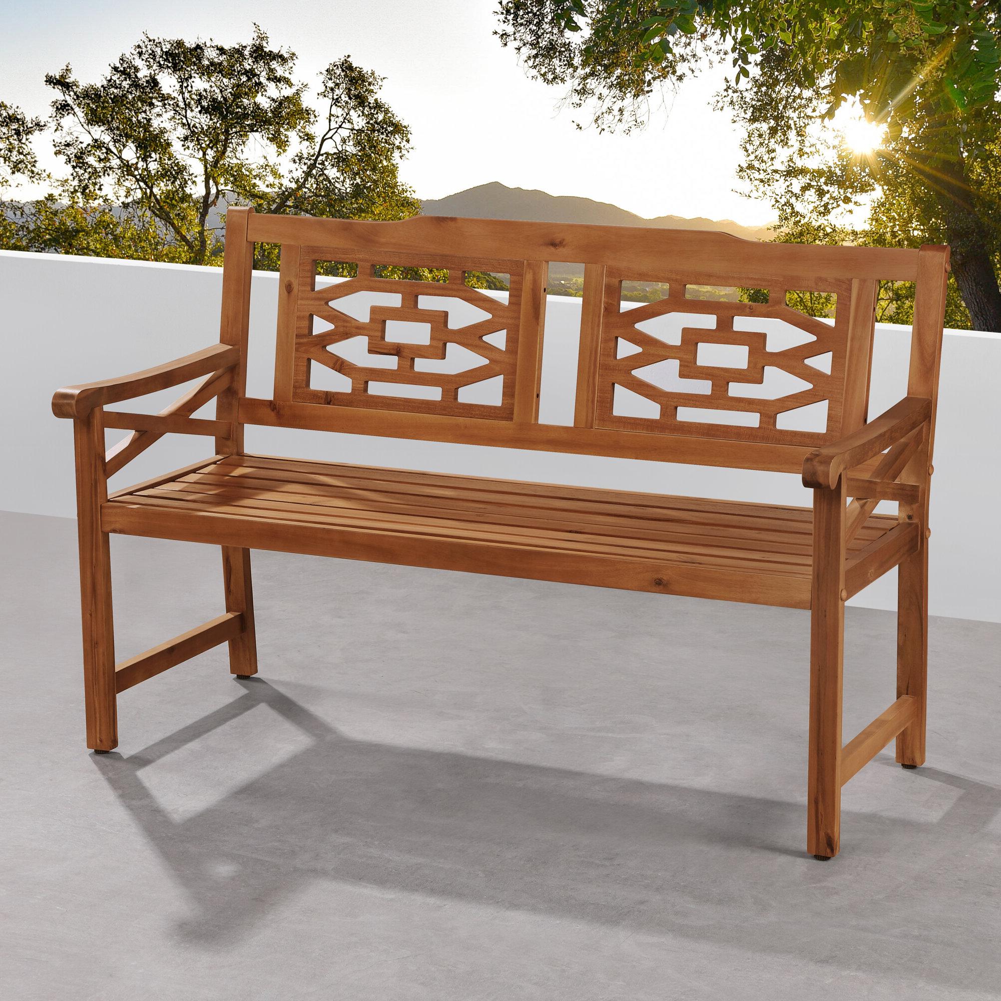 Recent Avoca Wood Garden Benches For Malay Wooden Garden Bench (View 9 of 30)