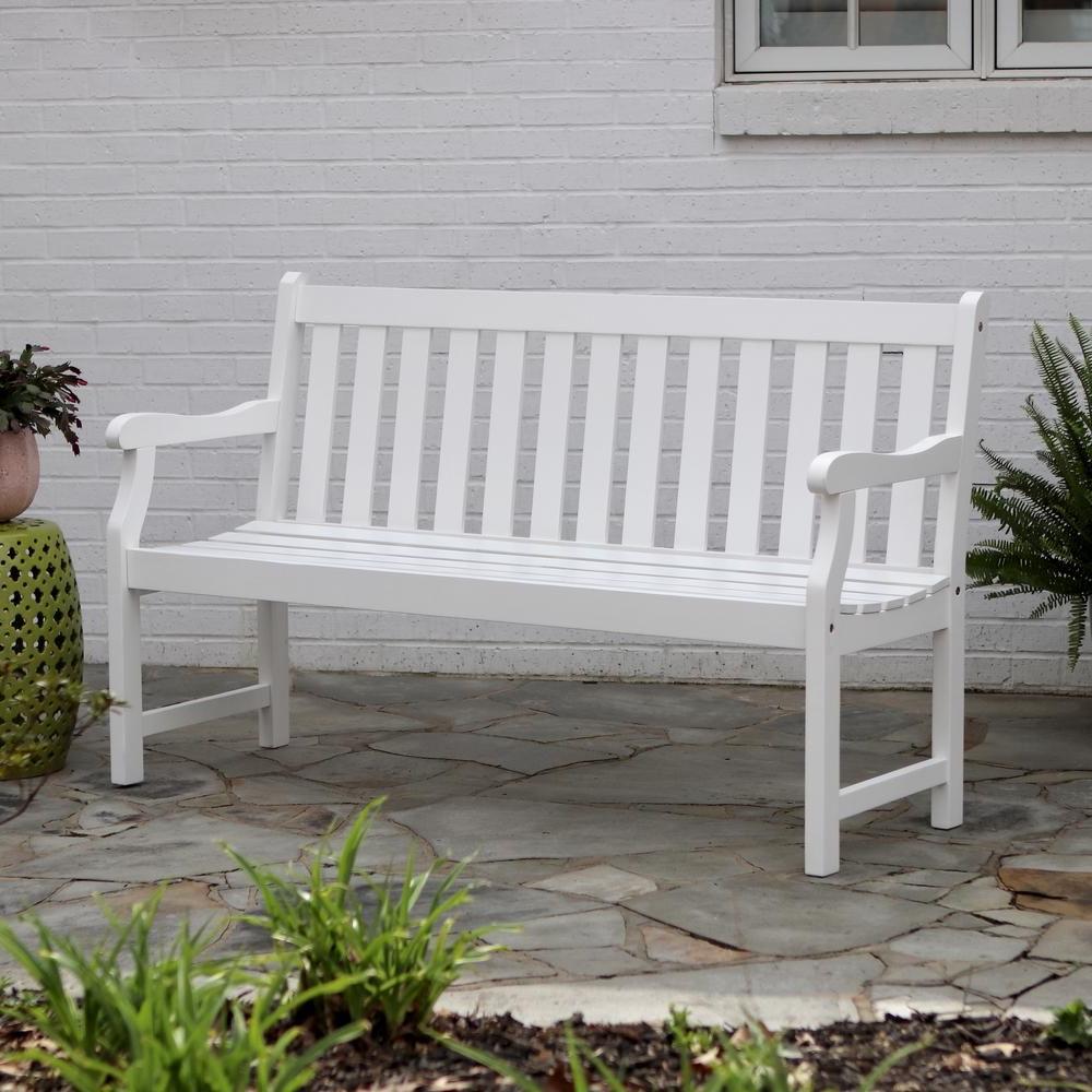 Recent Leora Wooden Garden Benches Throughout Leora Wooden Garden Bench & Reviews (View 17 of 30)
