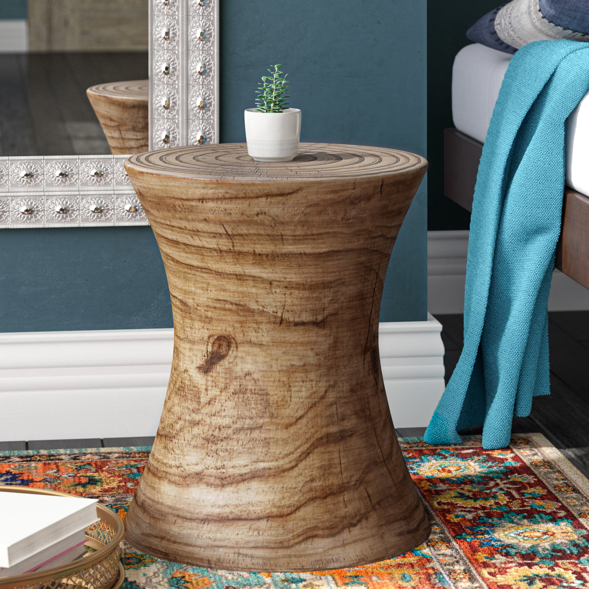Rustic Accent Stools You'll Love In (View 26 of 30)