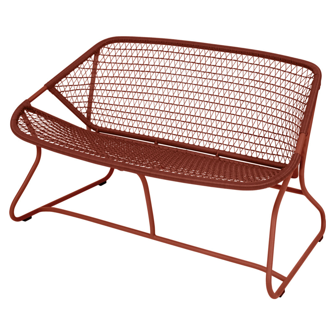 Sixties Metal Garden Bench With Preferred Gehlert Traditional Patio Iron Garden Benches (View 9 of 30)