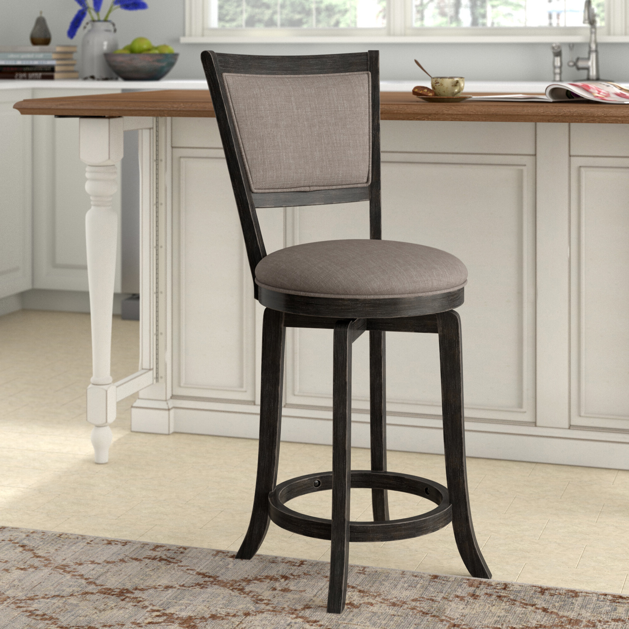 Standwood Metal Garden Stools For 2019 Gracie Oaks Bar Stools & Counter Stools You'll Love In (View 25 of 30)