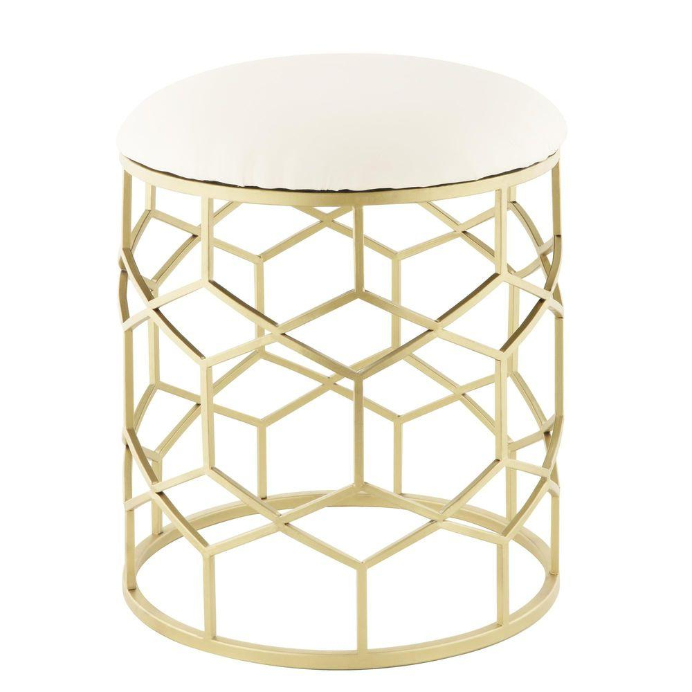 Swanson Ceramic Garden Stools Throughout Most Recently Released Taymor Reign 15.5 In. X 19.75 In (View 25 of 30)