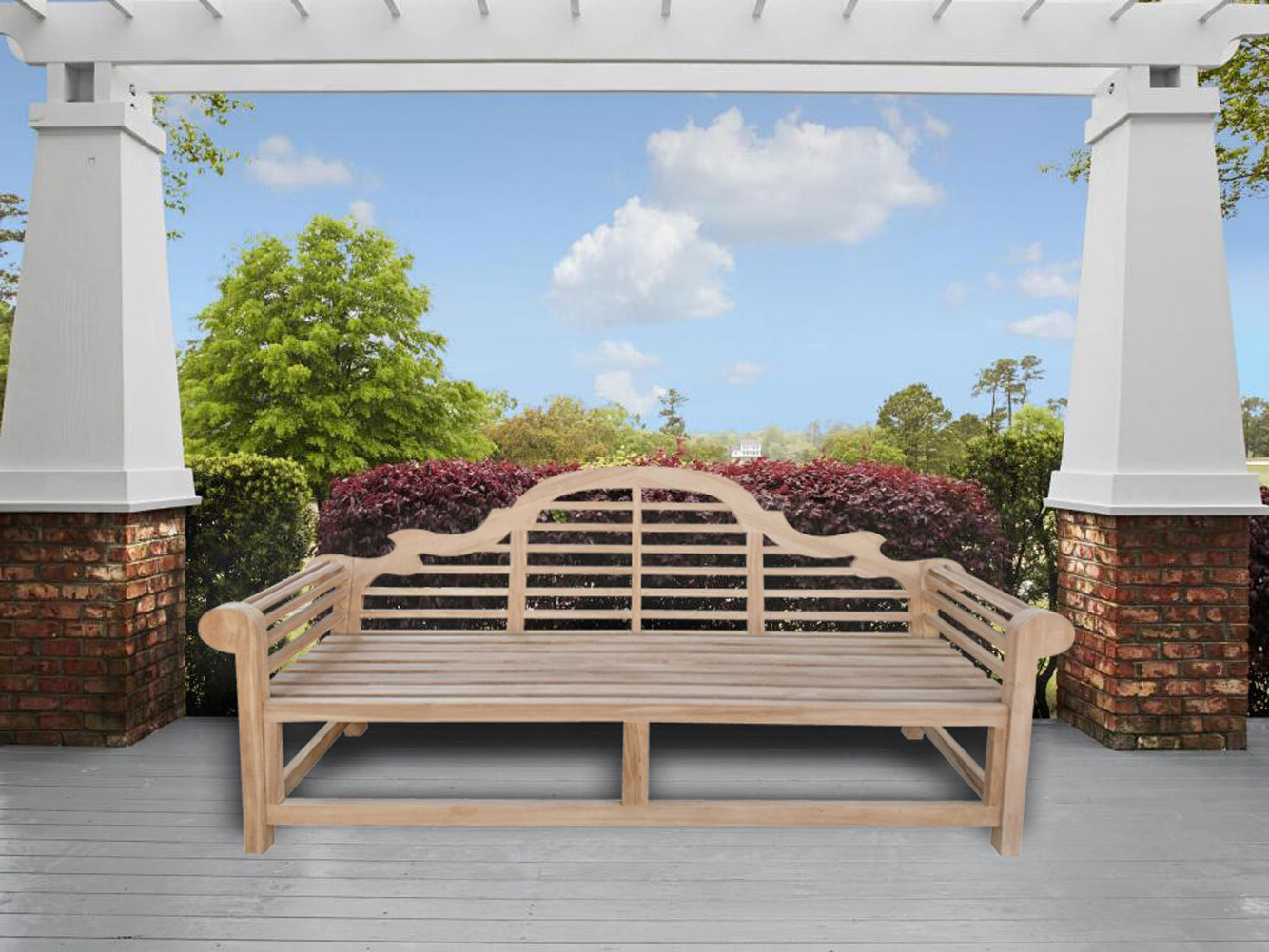 Teak Wood Outdoor Benches You'll Love In 2020 Pertaining To Famous Brecken Teak Garden Benches (View 14 of 30)