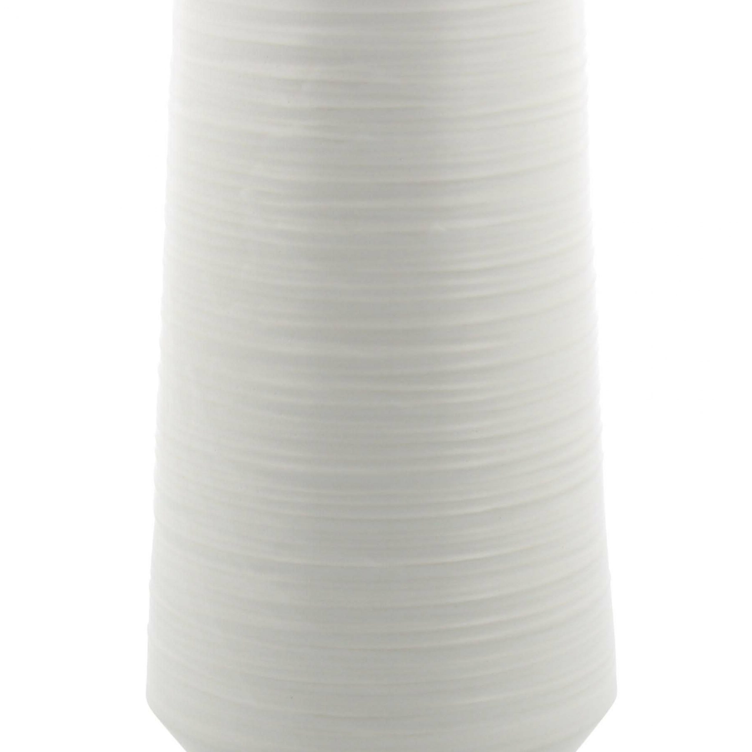 Trendy Kingsland Matte Porcelain Pear Shaped Table Vase Intended For Aloysius Ceramic Garden Stools (View 23 of 30)