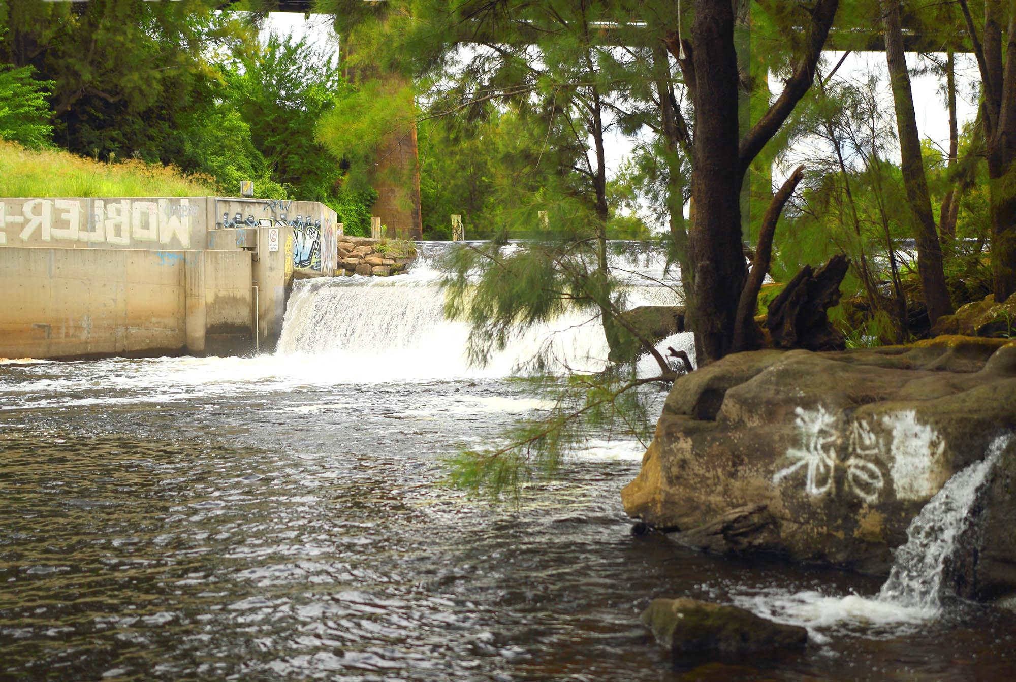 Weir Garden Stools In Most Recent 2015 01 13 Menangle Weir 1 – Campbelltown Focus (View 30 of 30)