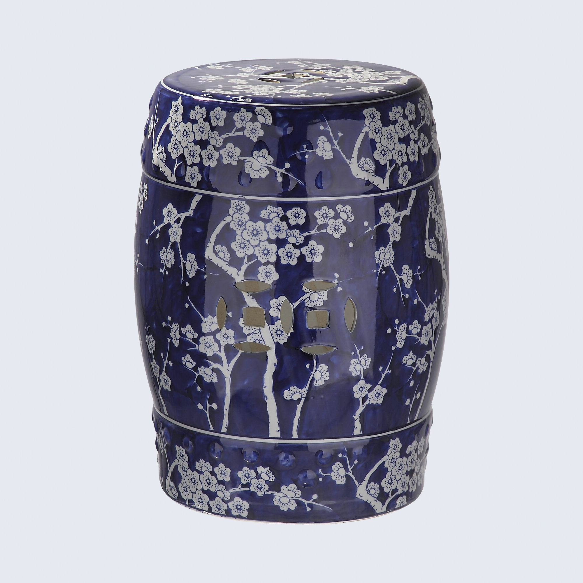Well Known Adalynn Ceramic Garden Stool Intended For Weir Garden Stools (View 15 of 30)