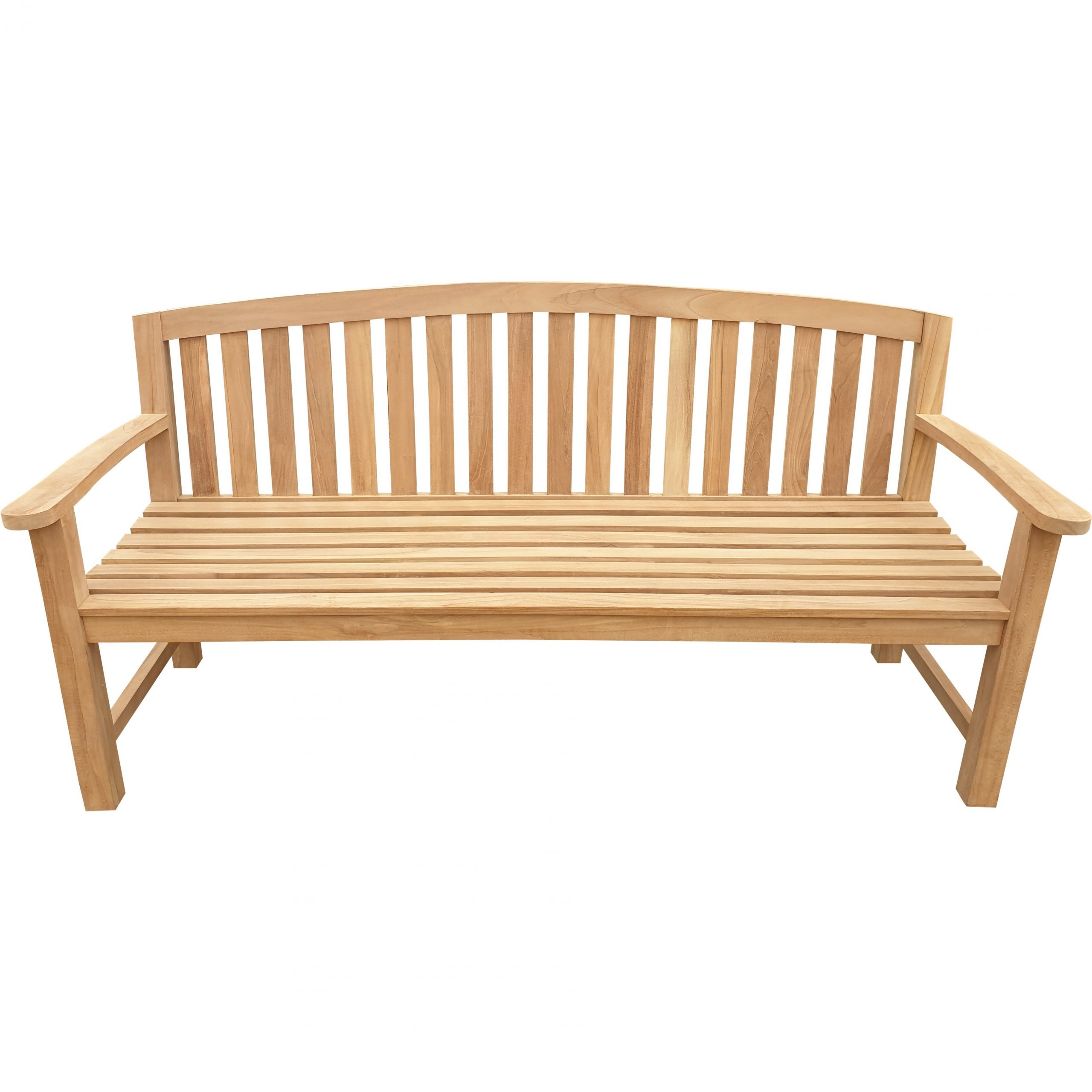 Well Known Lublin Wicker Tete A Tete Benches Within Cato Solid Wood Garden Bench (View 28 of 30)
