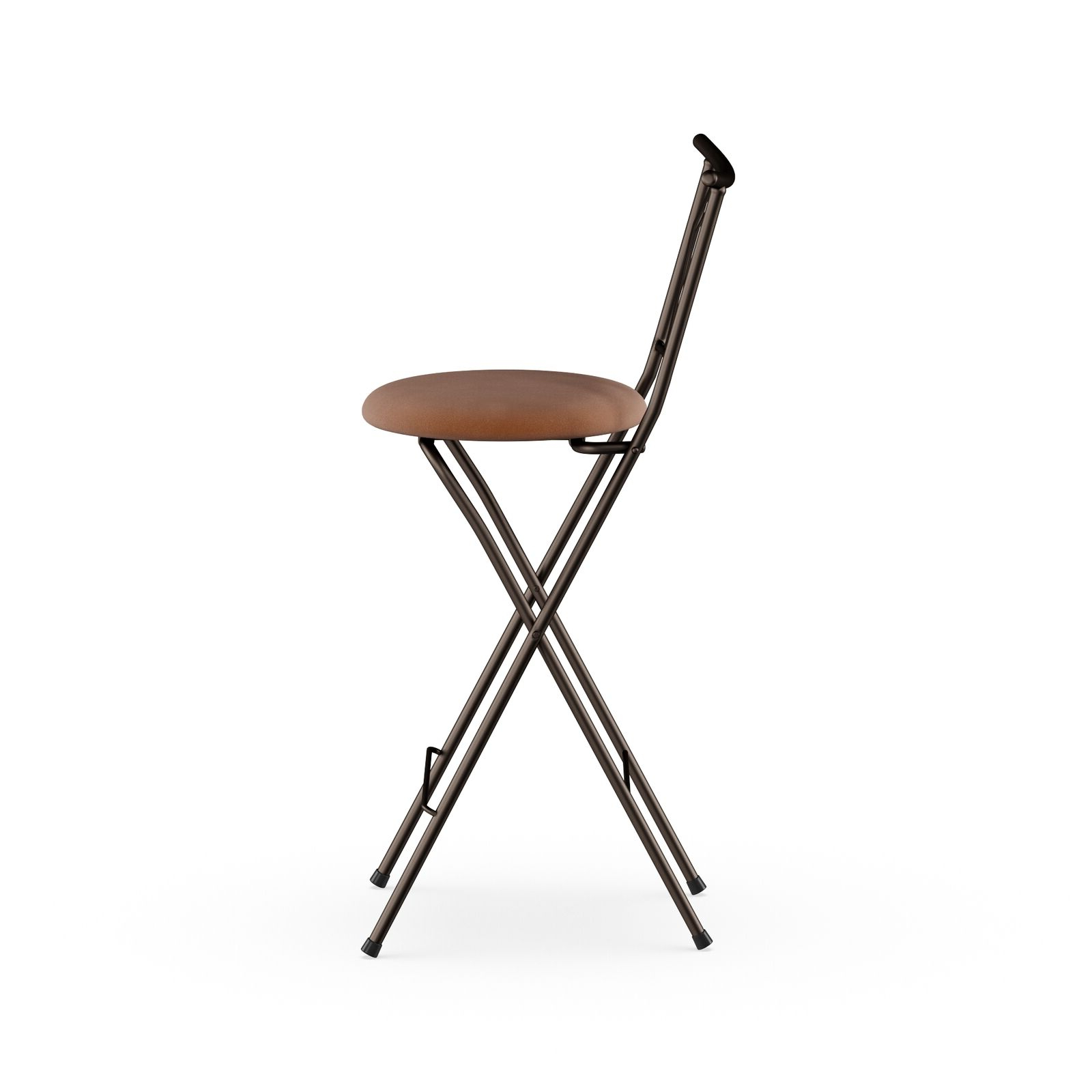 "Well Known Mainstays Slat Back Folding 30"" Bronze Bar Stool Multiple Colors Inside Tillia Ceramic Garden Stools (View 22 of 30)"