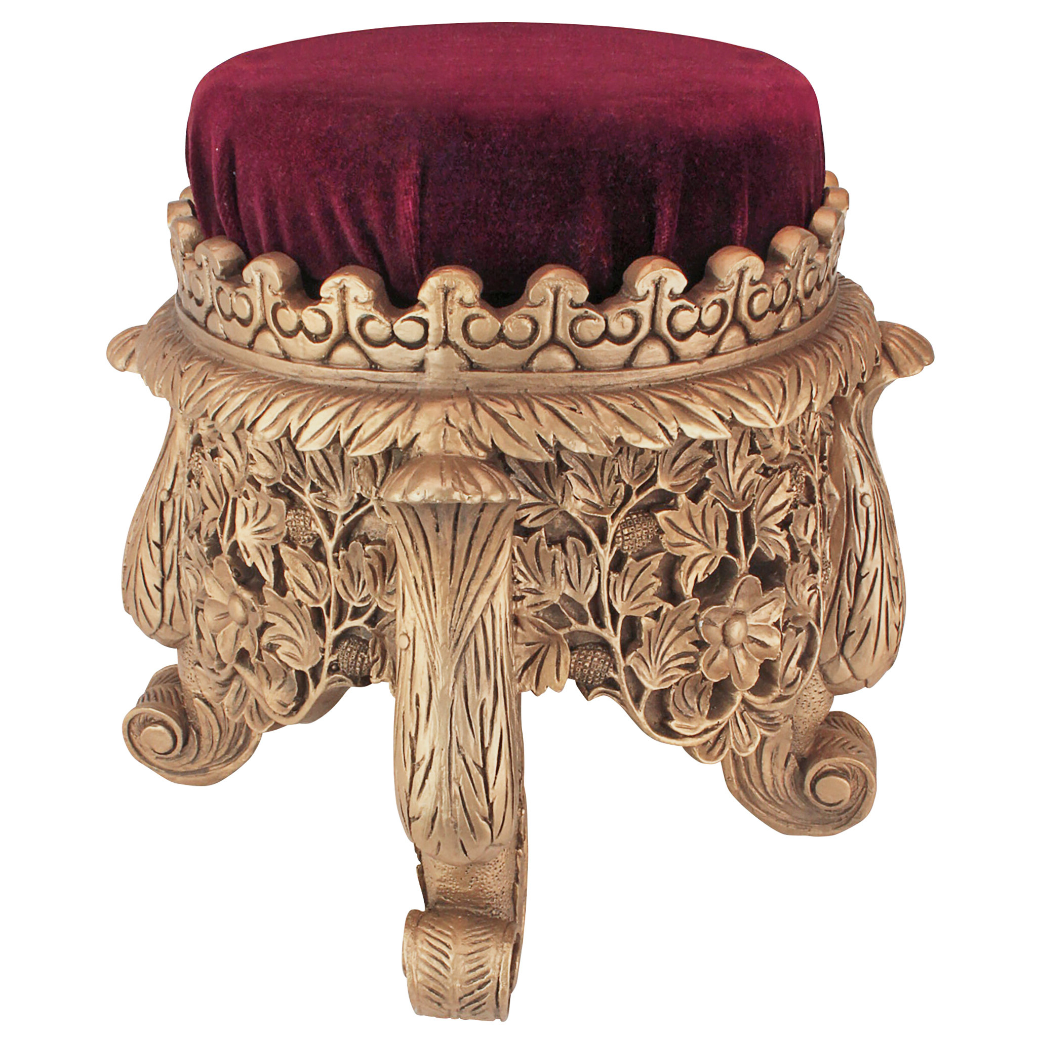 Well Known Middlet Owl Ceramic Garden Stools Throughout Sultan Suleiman The Magnificent Royal Accent Stool (View 21 of 30)