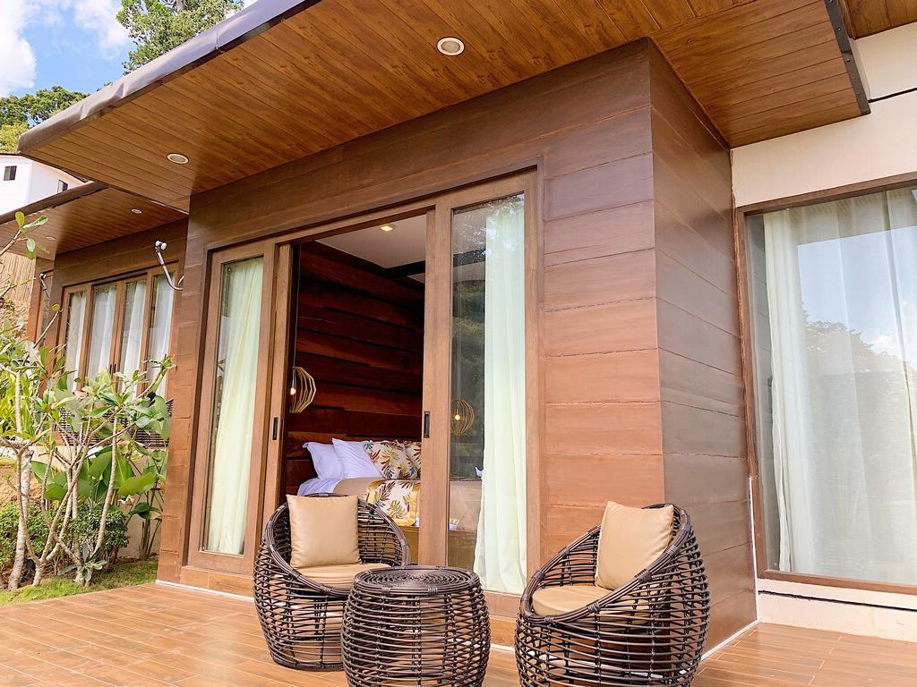 Well Liked Ahana Resort El Nido, Holiday Residences El Nido With Regard To Ahana Wooden Garden Benches (View 25 of 30)