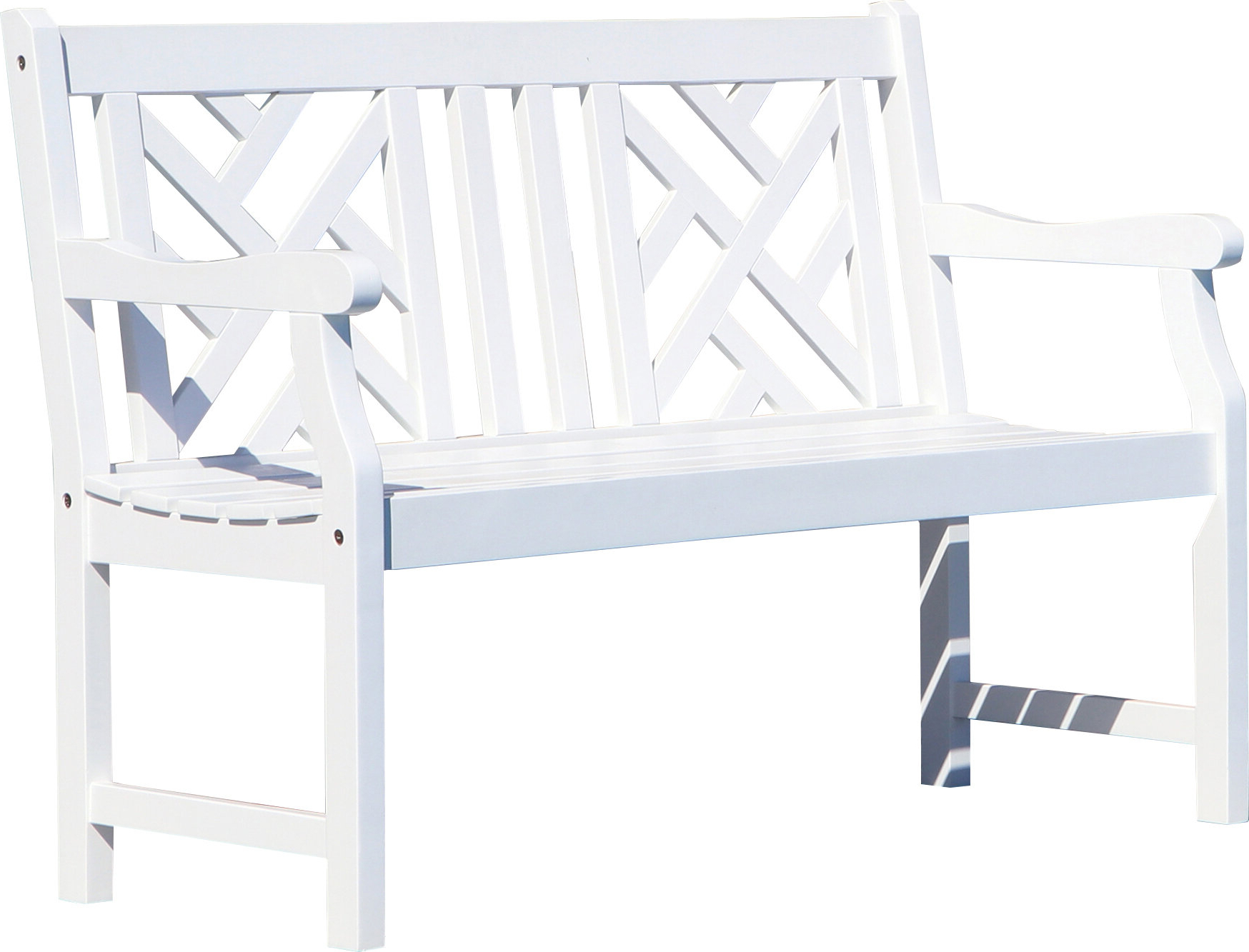 Well Liked Elsner Acacia Garden Benches For Andromeda Wooden Garden Bench (View 16 of 30)