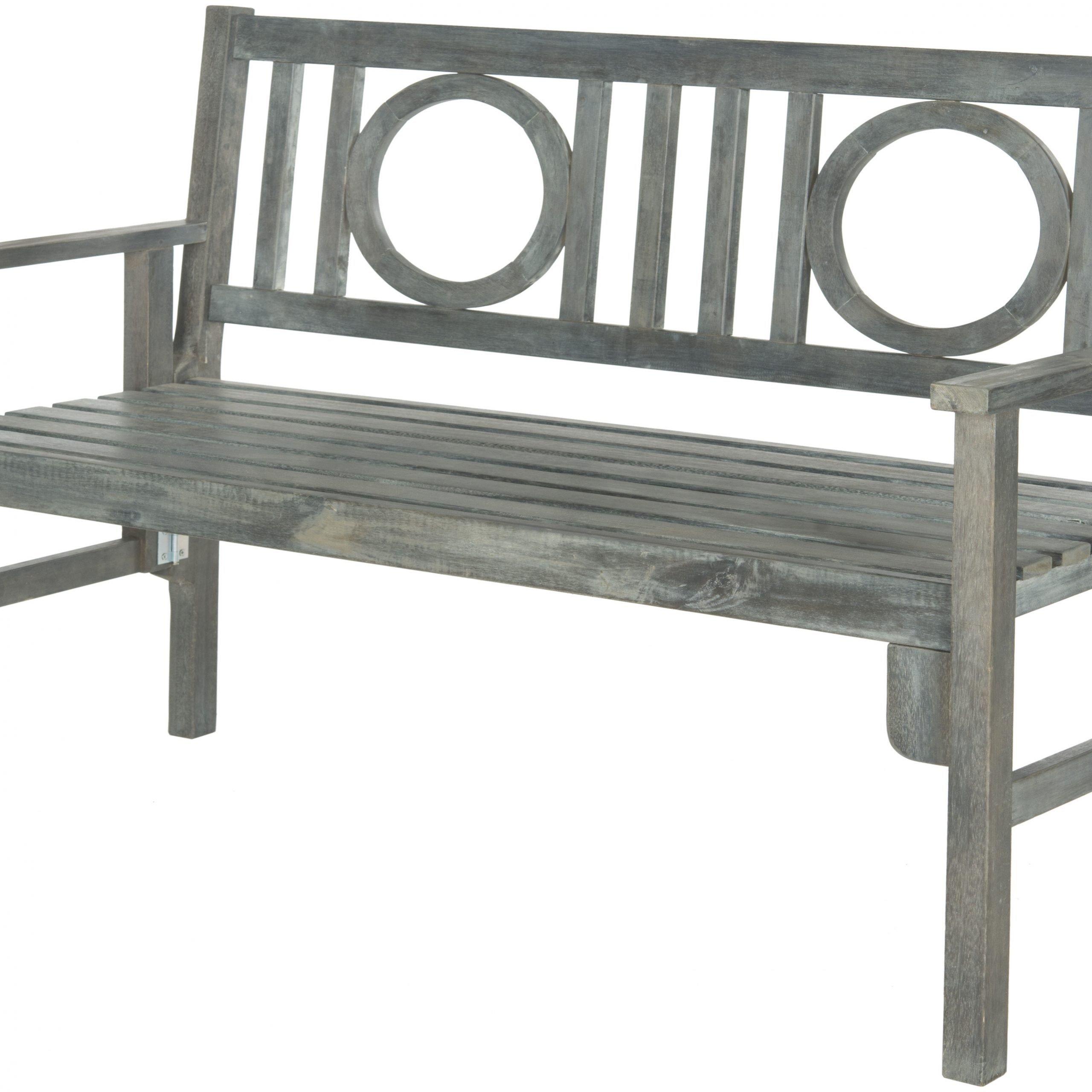 Well Liked Gehlert Traditional Patio Iron Garden Benches For Fort Lauderdale Wooden Garden Bench (View 15 of 30)