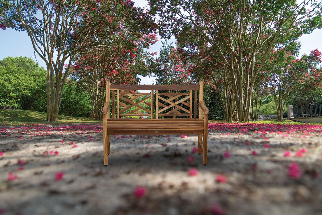 Well Liked Hampstead Heath Teak Garden Benches Within Outdoor Furniture – Benches – Garden Benches – E&t Horizons (View 17 of 30)