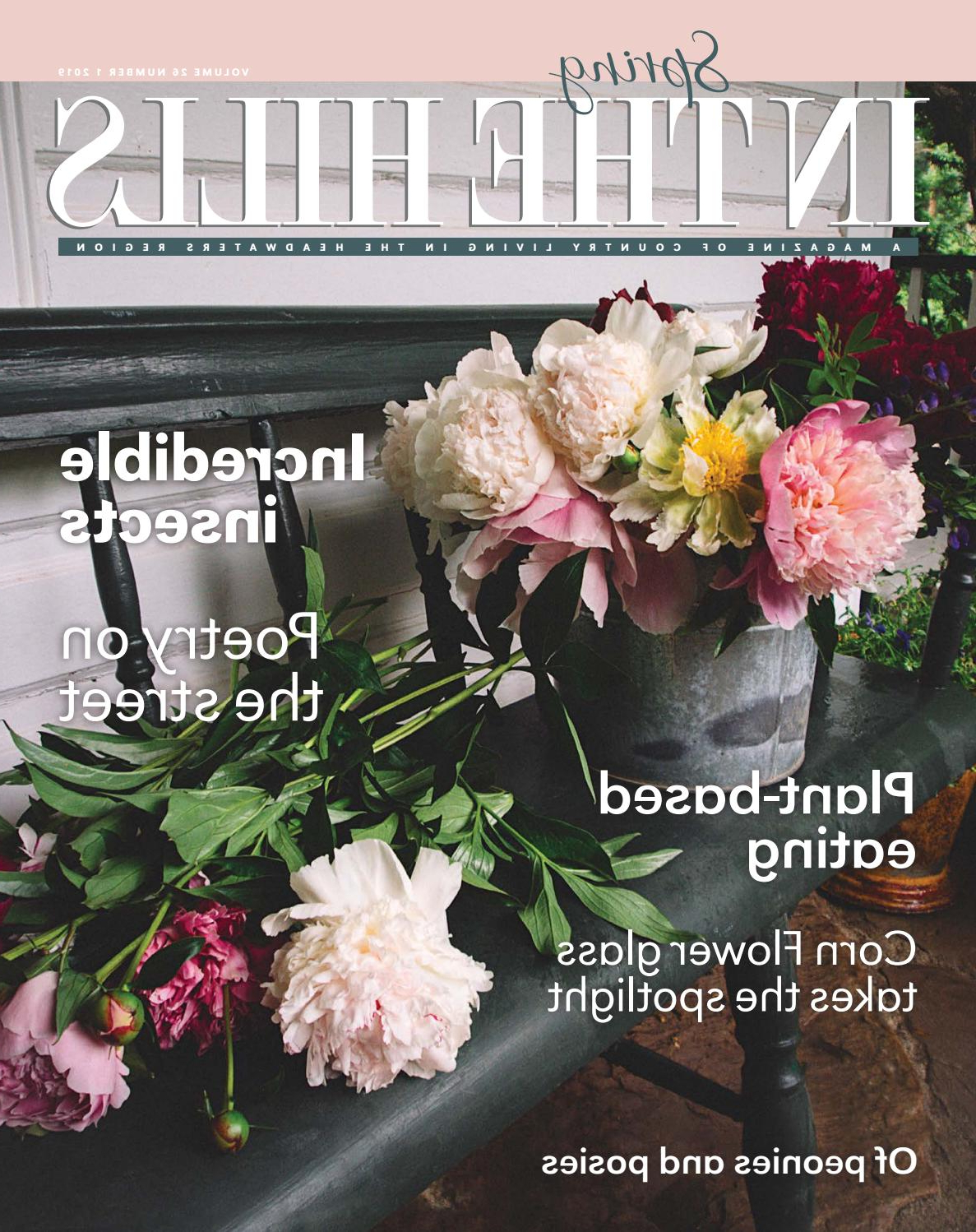 Well Liked Spring In The Hills 2019in The Hills Magazine – Issuu Intended For Irwin Blossom Garden Stools (View 28 of 30)