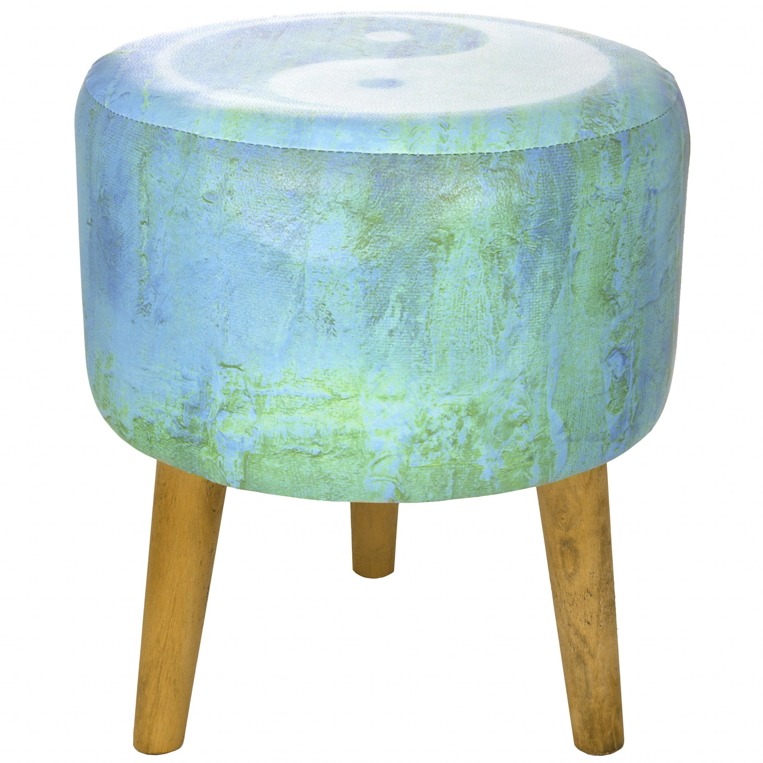 Well Liked Wurster Ceramic Drip Garden Stools With Millett Yin Yang Stool (View 14 of 30)