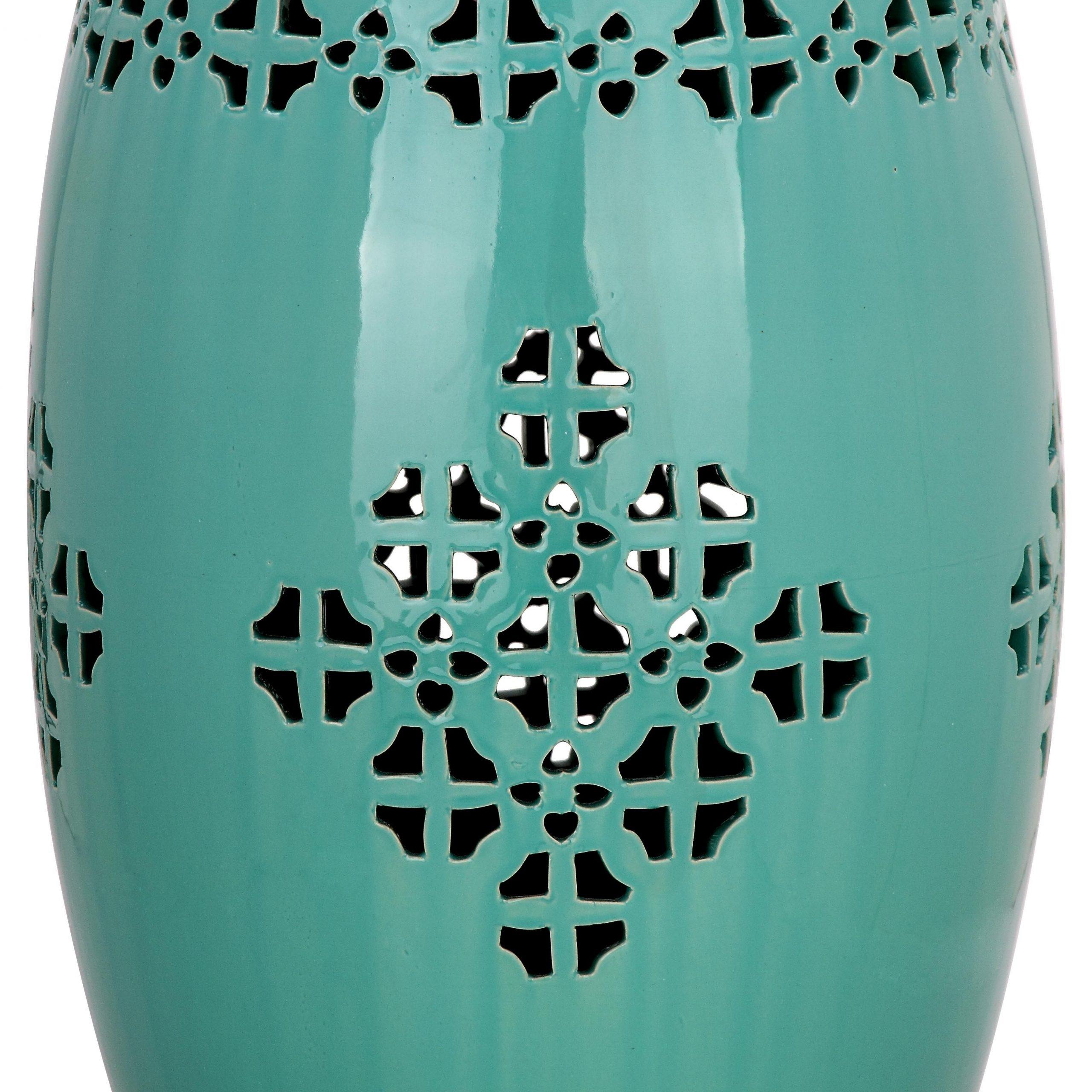 Widely Used Feliciana Ceramic Garden Stools For Lorelei Ceramic Garden Stool (View 22 of 30)