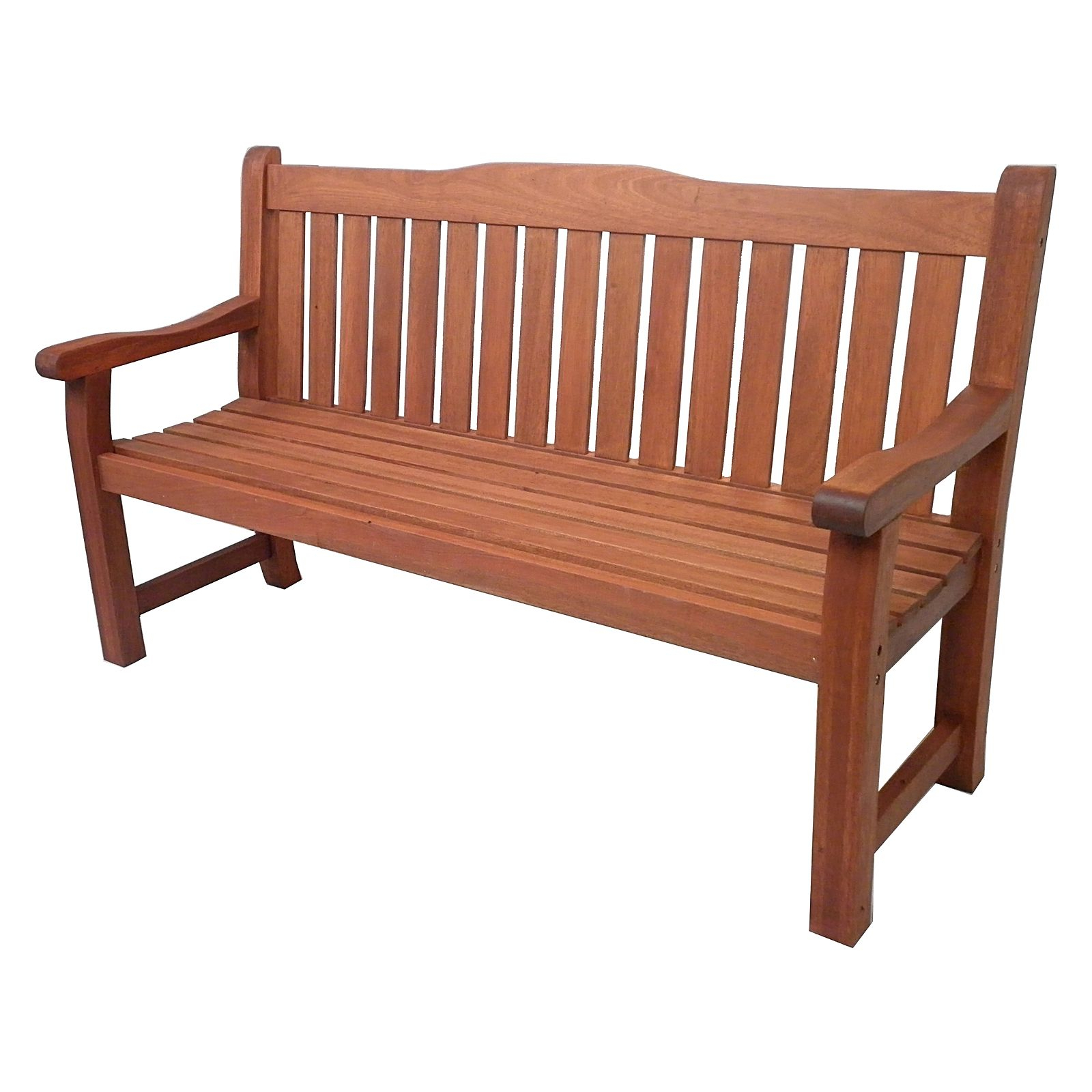 Widely Used Manchester Solid Wood Garden Benches Inside Hamburg 3 Seater Outdoor Bench (View 22 of 30)
