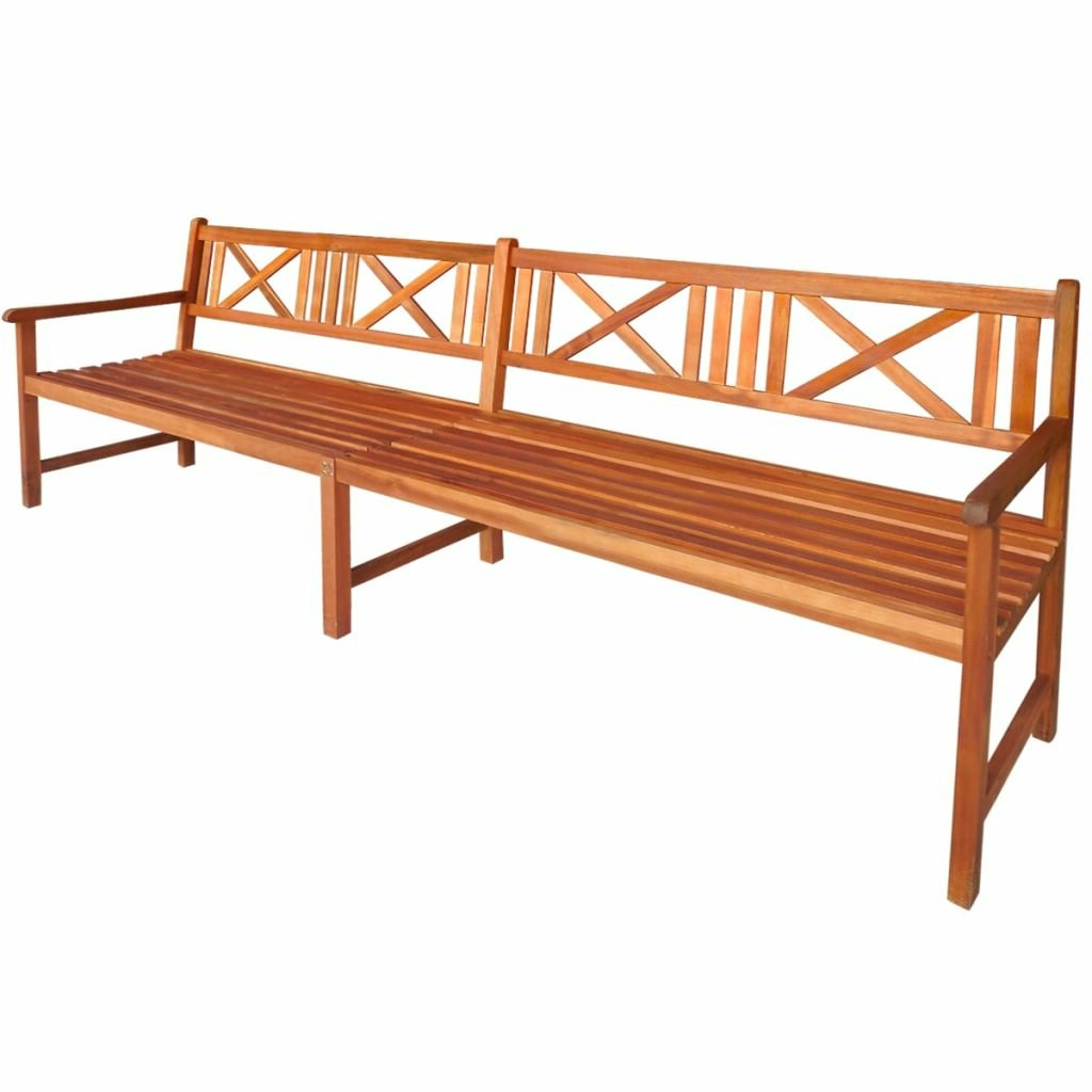 Wooden Garden Bench With Most Up To Date Ahana Wooden Garden Benches (View 9 of 30)
