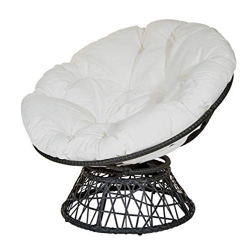 10 Best Papasan Chairs Of 2020 (review & Guides Inside Widely Used Orndorff Tufted Papasan Chairs (View 16 of 30)