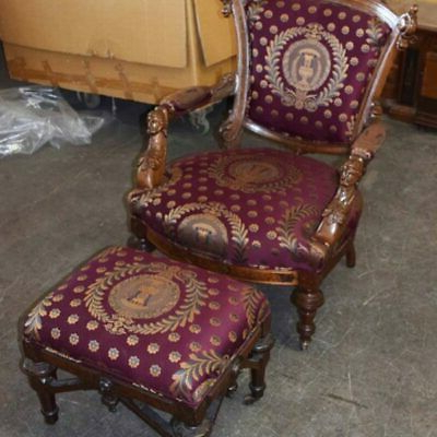 1800 1899 – 37 – Vatican Regarding Latest Hutchinsen Polyester Blend Armchairs (View 26 of 30)
