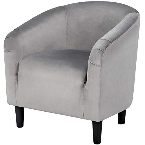 20 Cheap Accent Chairs Under $100 – Homeluf Regarding Recent Danny Barrel Chairs (set Of 2) (View 18 of 30)