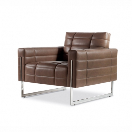 2019 Adil Lounge Chair With Metal Leg – Mod (View 10 of 30)